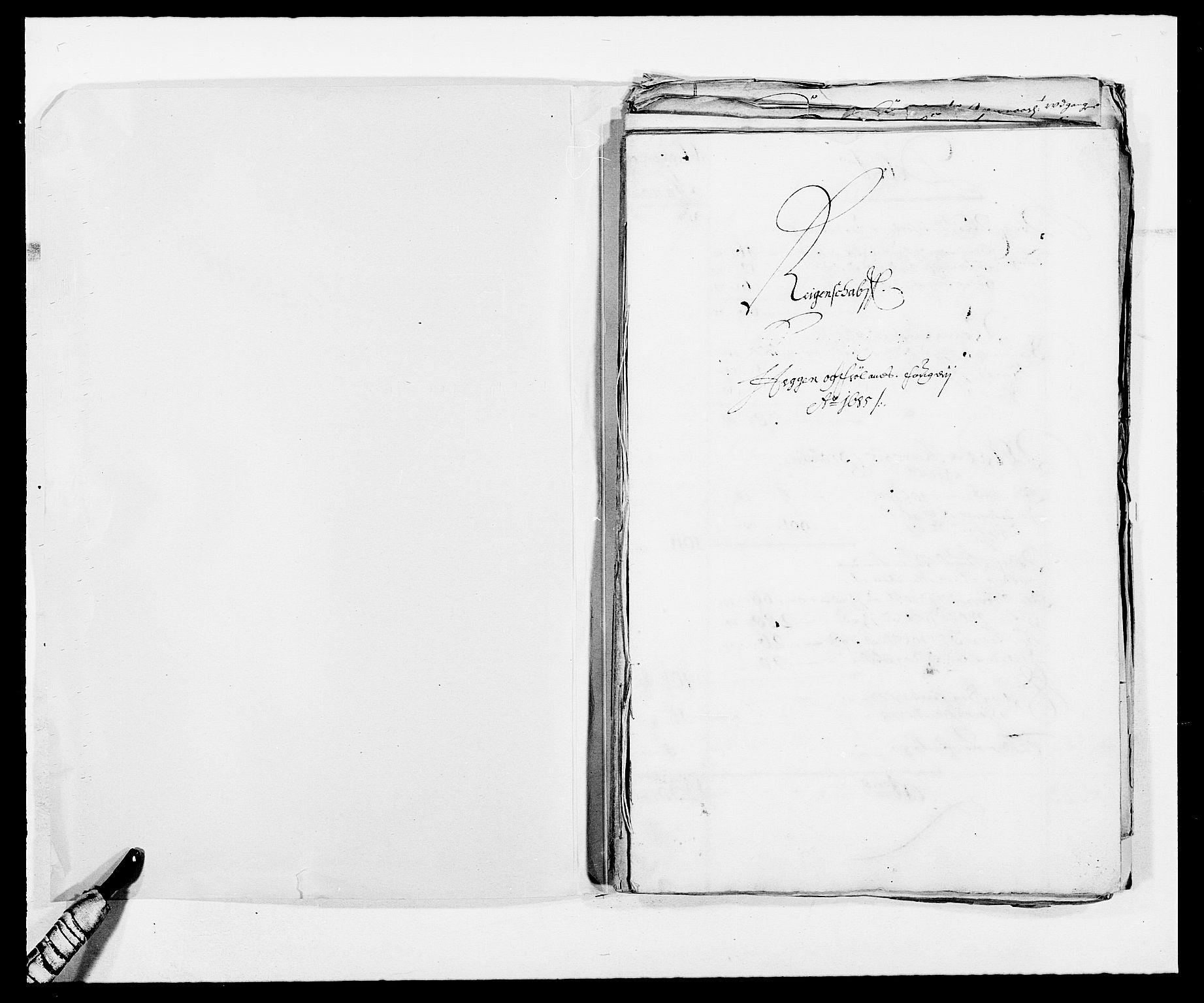 RA, Rentekammeret inntil 1814, Reviderte regnskaper, Fogderegnskap, R06/L0281: Fogderegnskap Heggen og Frøland, 1678-1686, s. 2