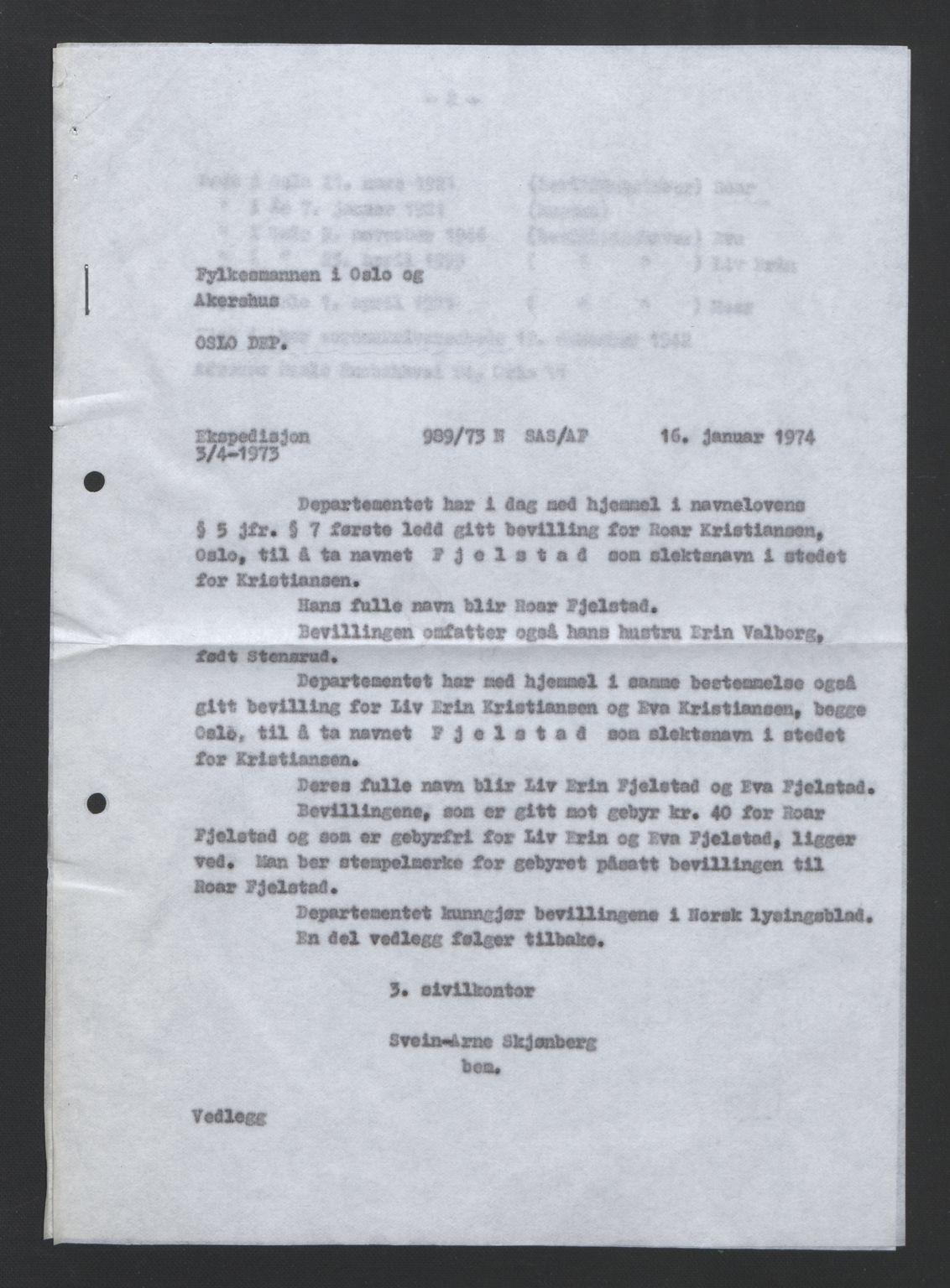 SAO, Aker sorenskriveri, L/Lc/Lcb/L0018: Vigselprotokoll, 1942, s. upaginert