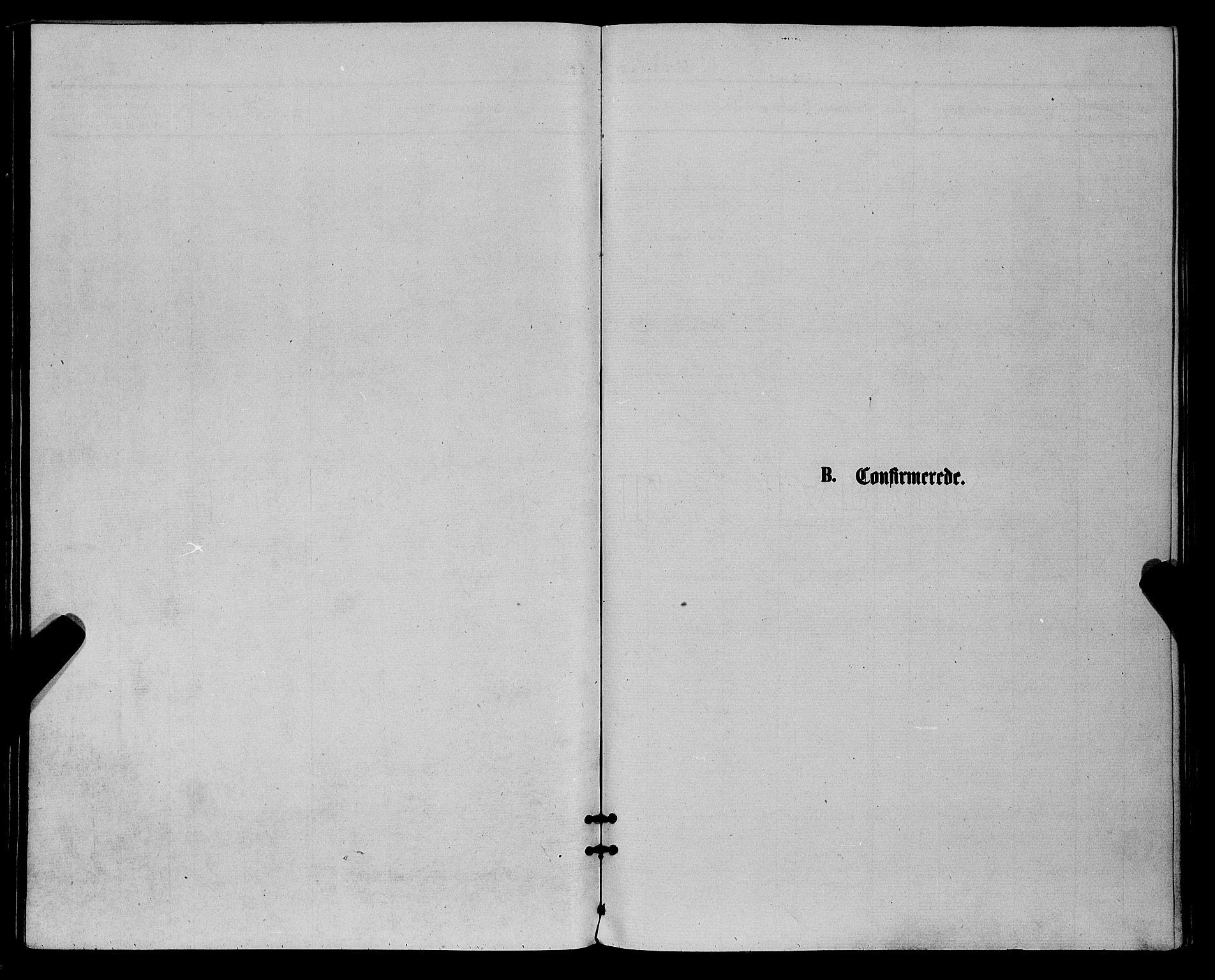SATØ, Skjervøy sokneprestkontor, H/Ha/Haa/L0008kirke: Ministerialbok nr. 8, 1871-1877