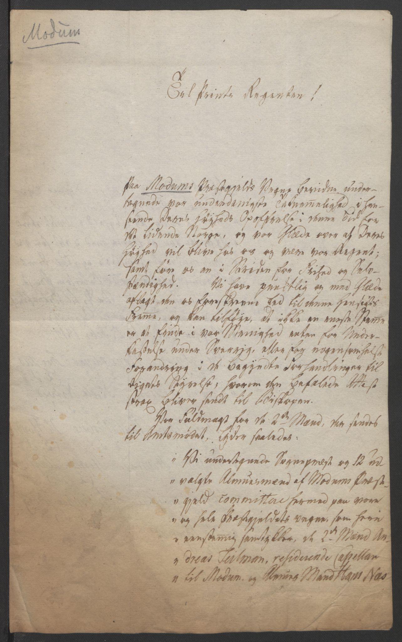 RA, Statsrådssekretariatet, D/Db/L0007: Fullmakter for Eidsvollsrepresentantene i 1814. , 1814, s. 324