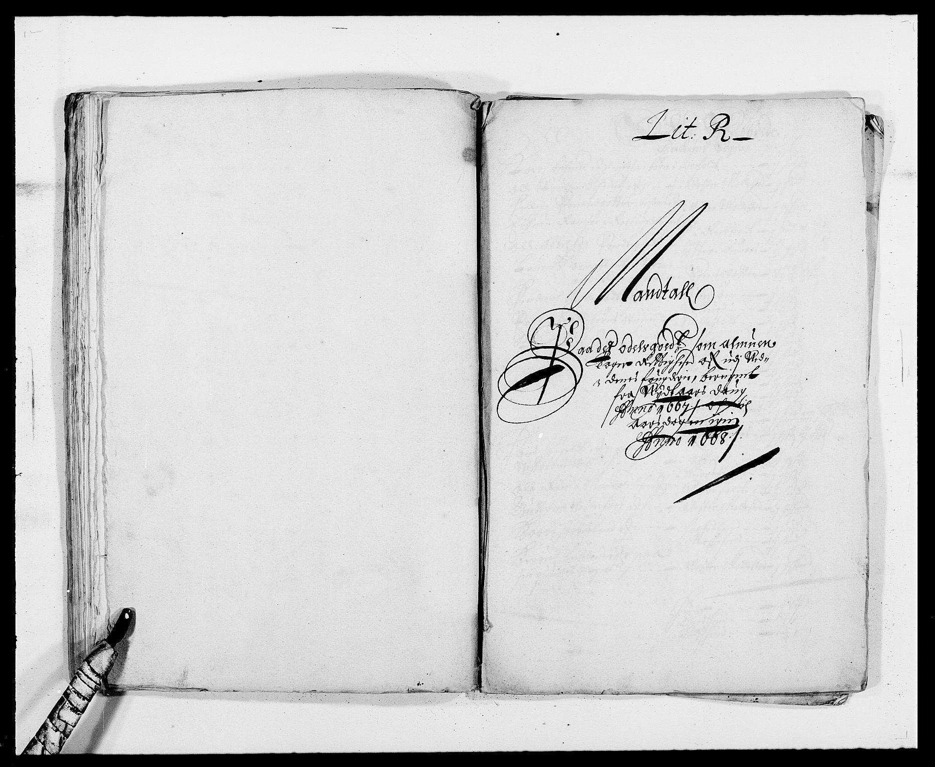 RA, Rentekammeret inntil 1814, Reviderte regnskaper, Fogderegnskap, R39/L2297: Fogderegnskap Nedenes, 1667-1669, s. 86