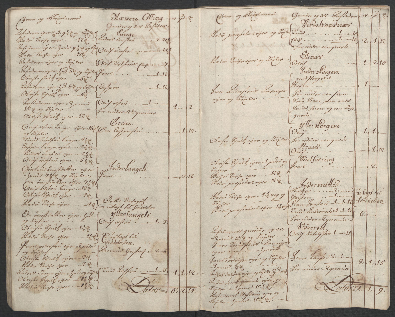 RA, Rentekammeret inntil 1814, Reviderte regnskaper, Fogderegnskap, R55/L3649: Fogderegnskap Romsdal, 1690-1691, s. 24