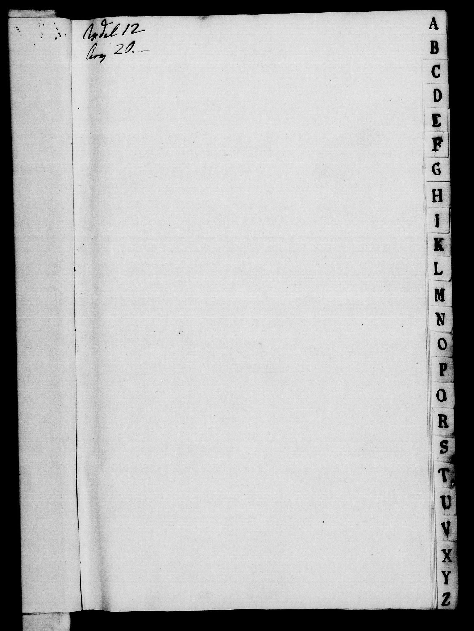 RA, Rentekammeret, Kammerkanselliet, G/Gf/Gfa/L0056: Norsk relasjons- og resolusjonsprotokoll (merket RK 52.56), 1774, s. 3