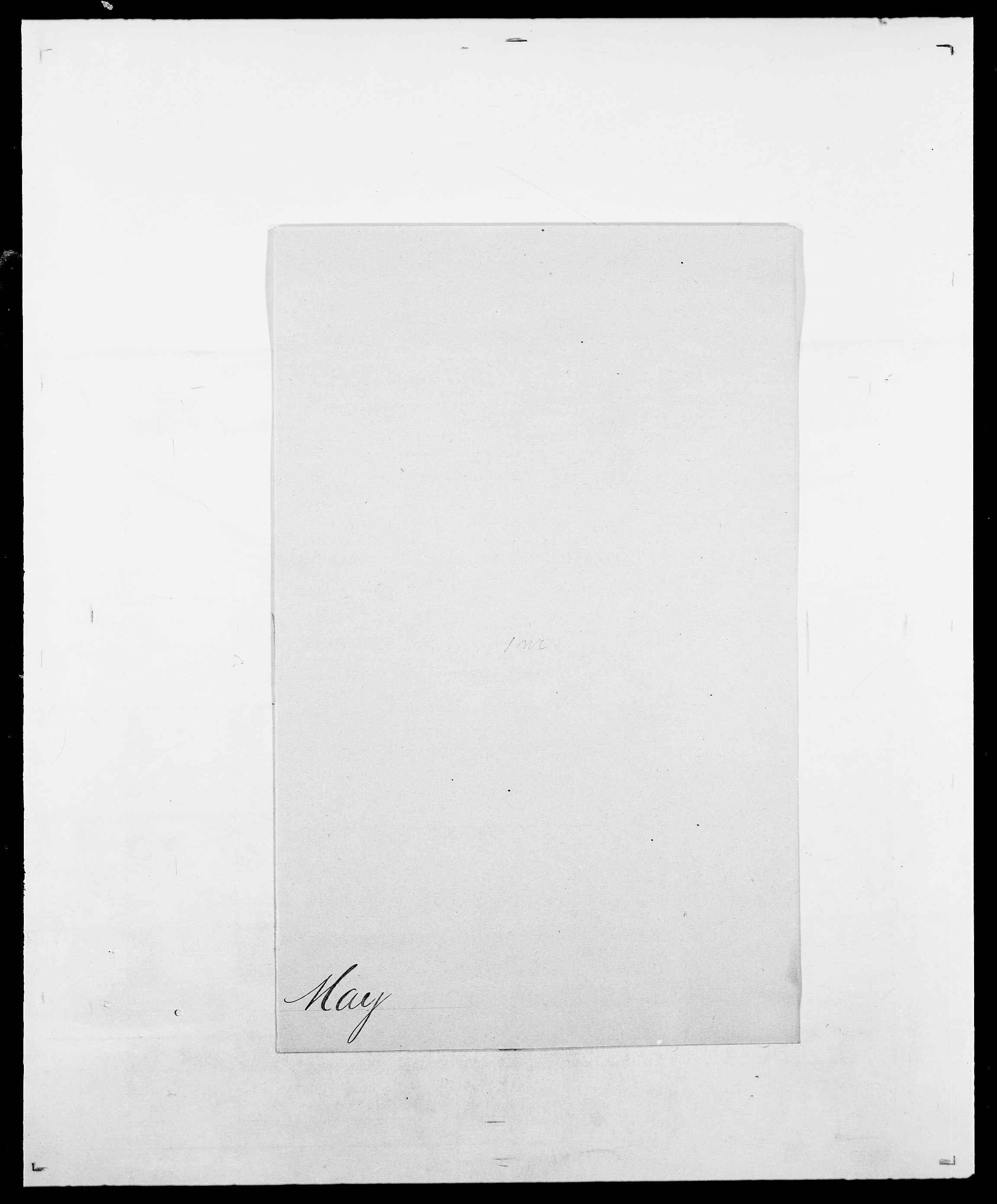 SAO, Delgobe, Charles Antoine - samling, D/Da/L0025: Løberg - Mazar, s. 563