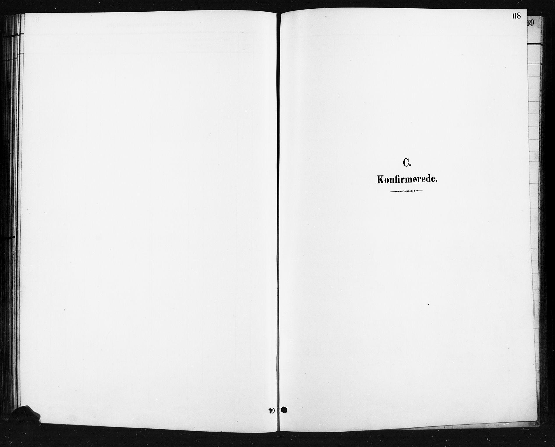SAH, Skjåk prestekontor, Klokkerbok nr. 4, 1895-1921, s. 68