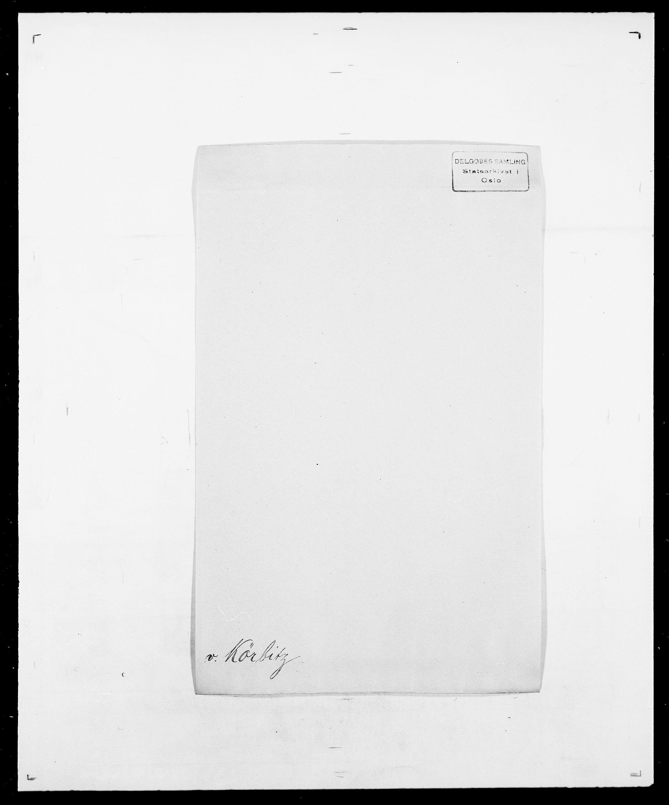 SAO, Delgobe, Charles Antoine - samling, D/Da/L0022: Krog - Lasteen, s. 337