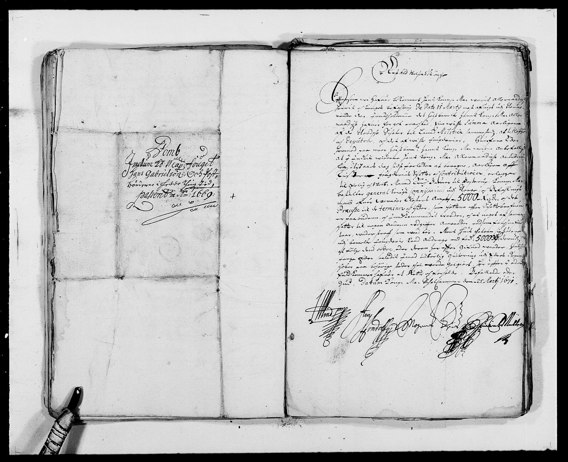 RA, Rentekammeret inntil 1814, Reviderte regnskaper, Fogderegnskap, R41/L2527: Fogderegnskap Lista, 1672, s. 223