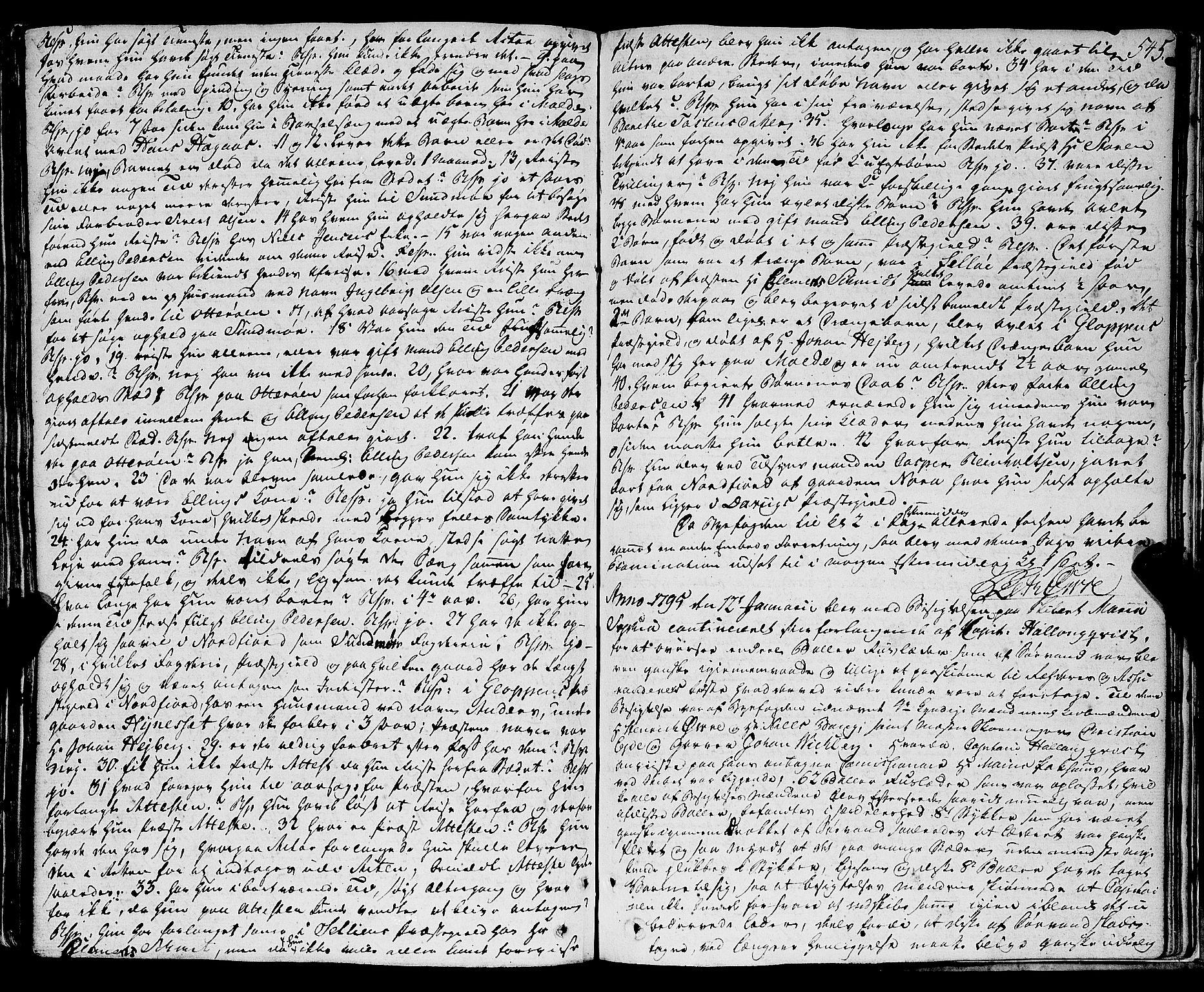 SAT, Molde byfogd, 1/1A/L0001: Justisprotokoll, 1764-1796, s. 546