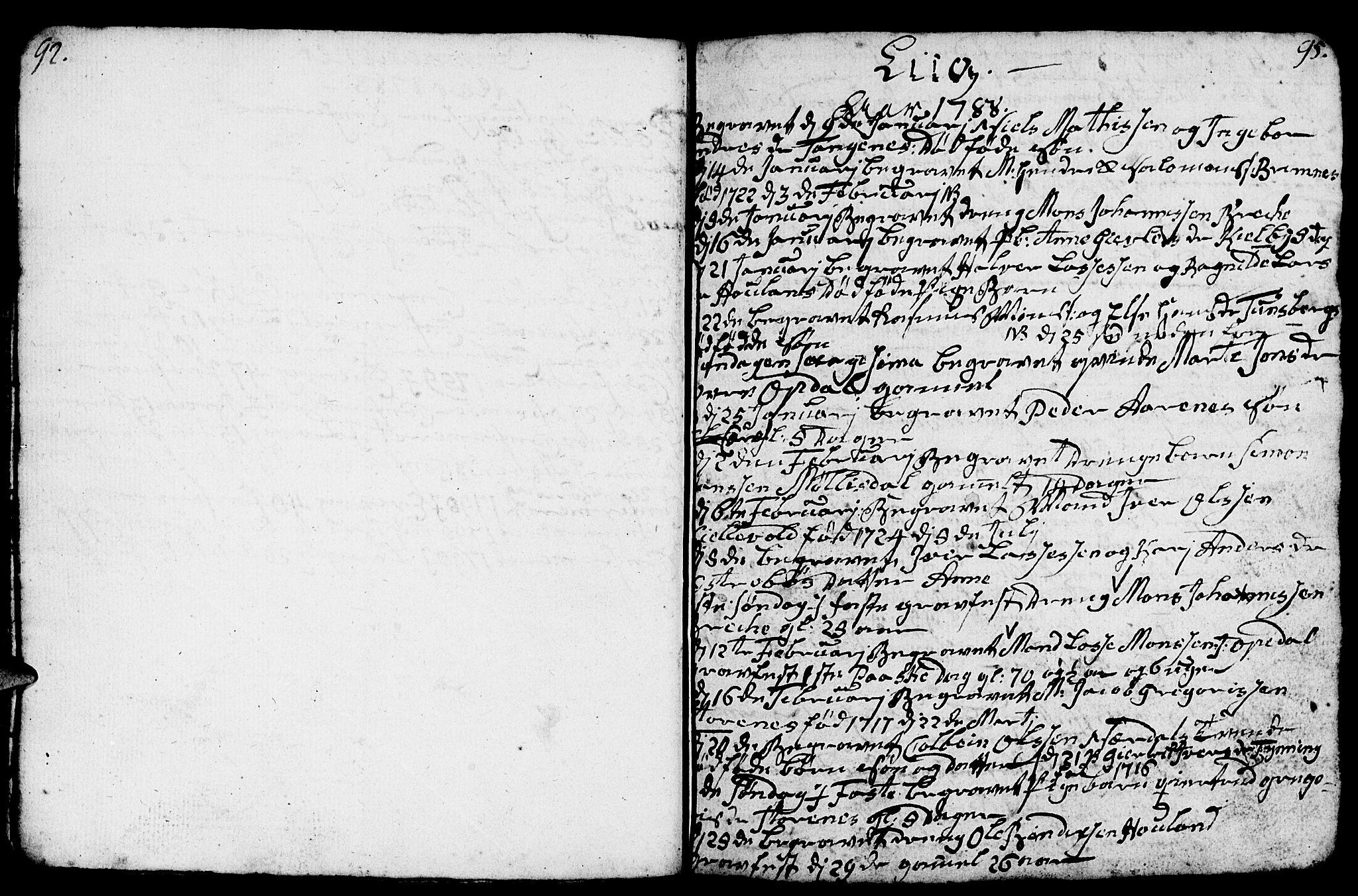SAB, Gulen Sokneprestembete, Klokkerbok nr. A 1, 1786-1791, s. 110