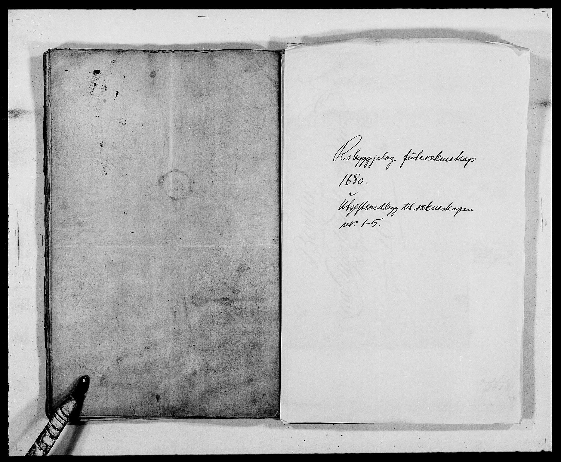 RA, Rentekammeret inntil 1814, Reviderte regnskaper, Fogderegnskap, R40/L2436: Fogderegnskap Råbyggelag, 1679-1680, s. 298