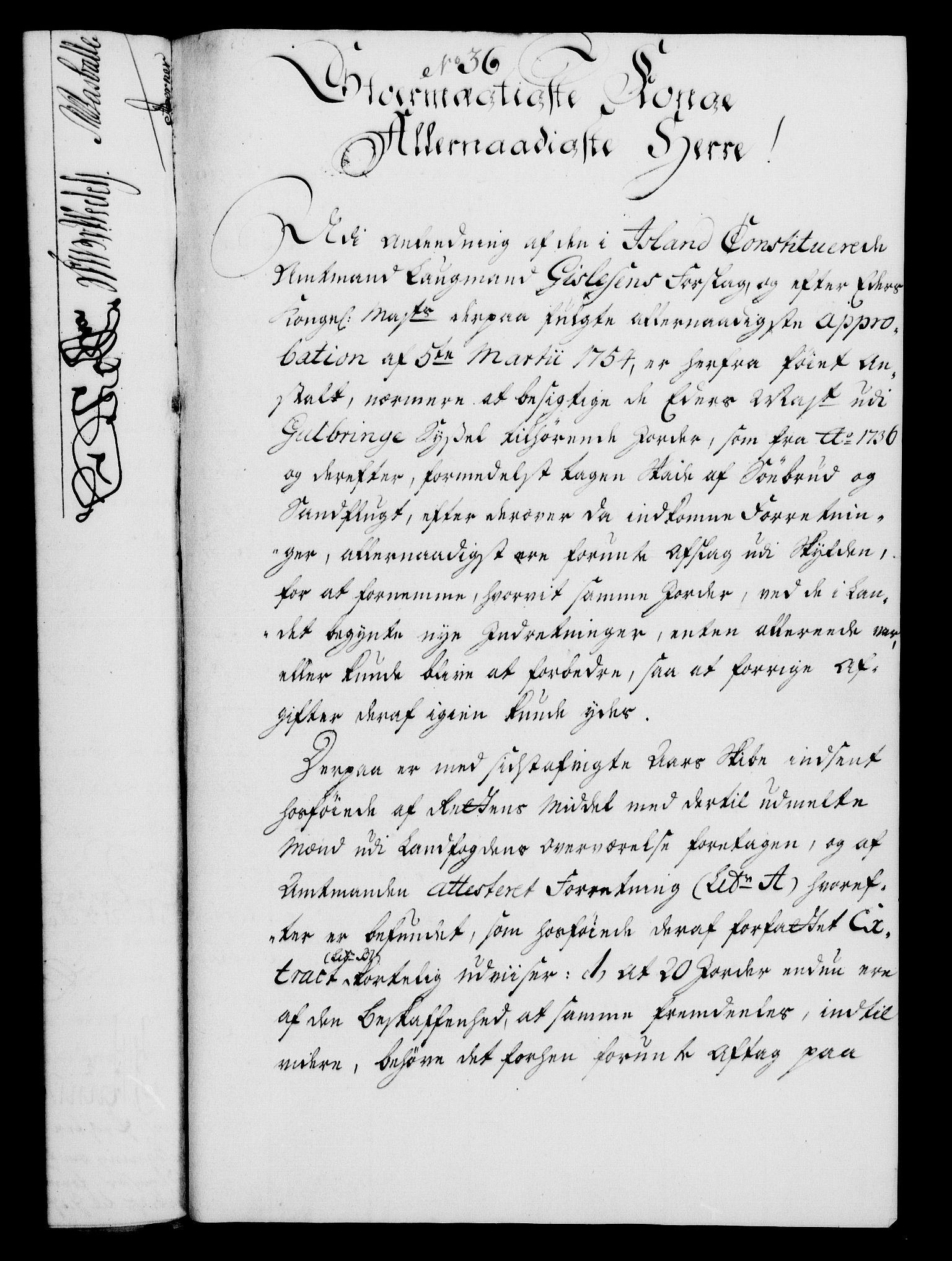 RA, Rentekammeret, Kammerkanselliet, G/Gf/Gfa/L0039: Norsk relasjons- og resolusjonsprotokoll (merket RK 52.39), 1757, s. 219