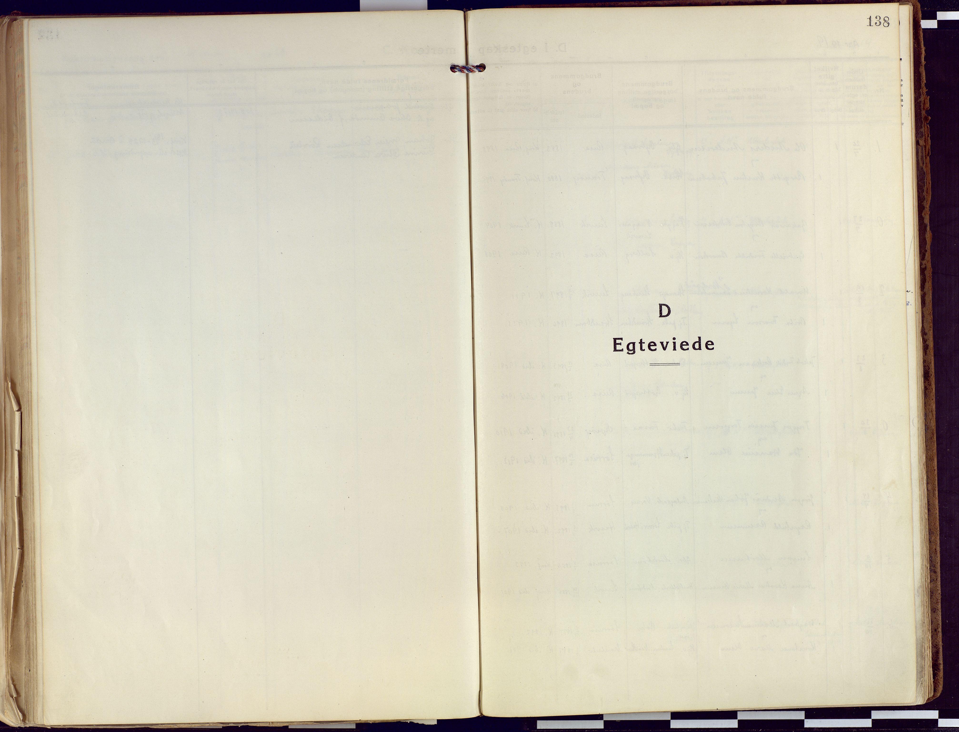 SATØ, Tranøy sokneprestkontor, I/Ia/Iaa/L0015kirke: Ministerialbok nr. 15, 1919-1928, s. 138