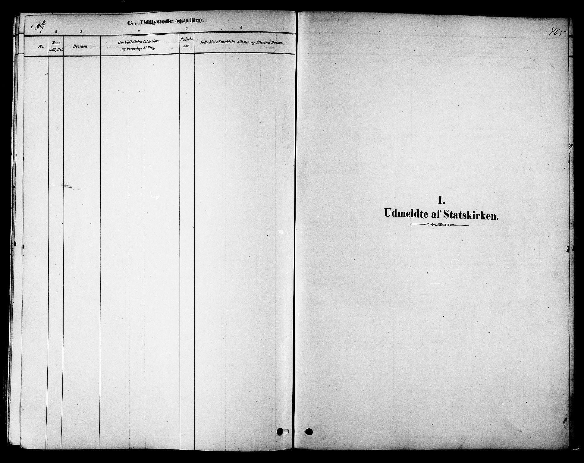 SAT, Ministerialprotokoller, klokkerbøker og fødselsregistre - Sør-Trøndelag, 606/L0294: Ministerialbok nr. 606A09, 1878-1886, s. 465