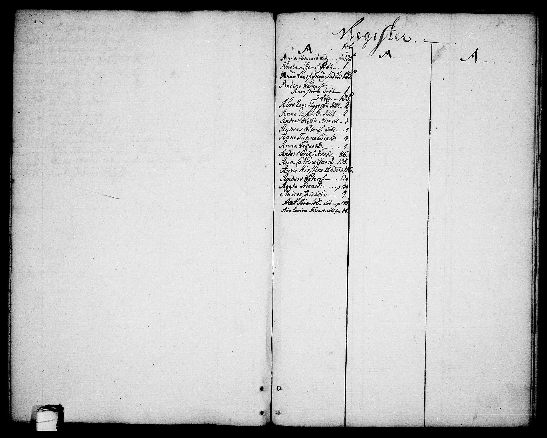 SAKO, Brevik kirkebøker, F/Fa/L0003: Ministerialbok nr. 3, 1764-1814