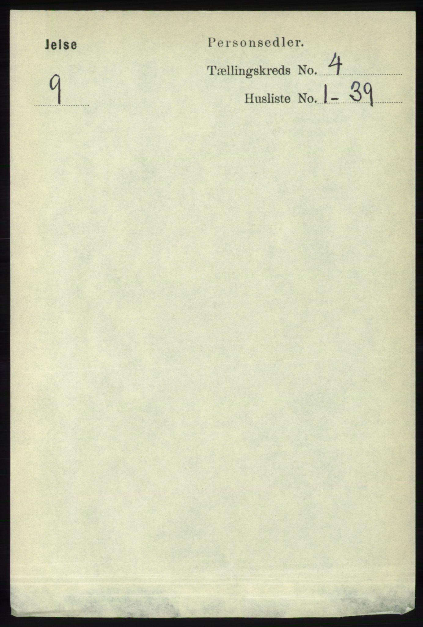 RA, Folketelling 1891 for 1138 Jelsa herred, 1891, s. 706