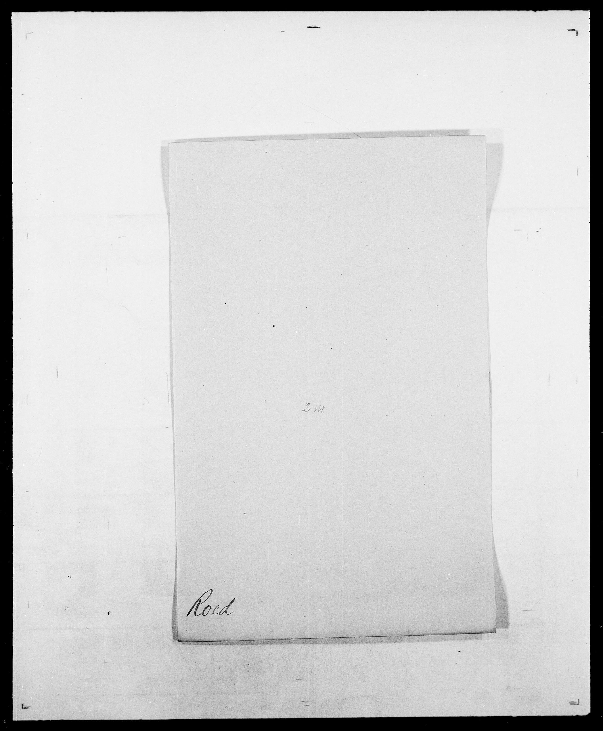 SAO, Delgobe, Charles Antoine - samling, D/Da/L0033: Roald - Røyem, s. 58