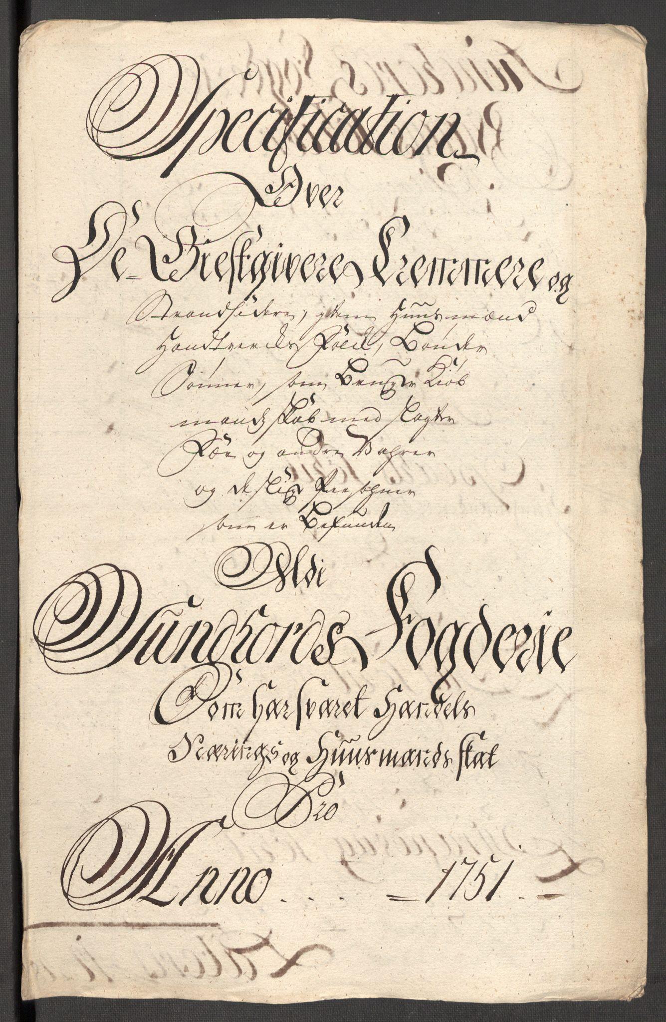 RA, Rentekammeret inntil 1814, Reviderte regnskaper, Fogderegnskap, R48/L3056: Fogderegnskap Sunnhordland og Hardanger, 1751, s. 141