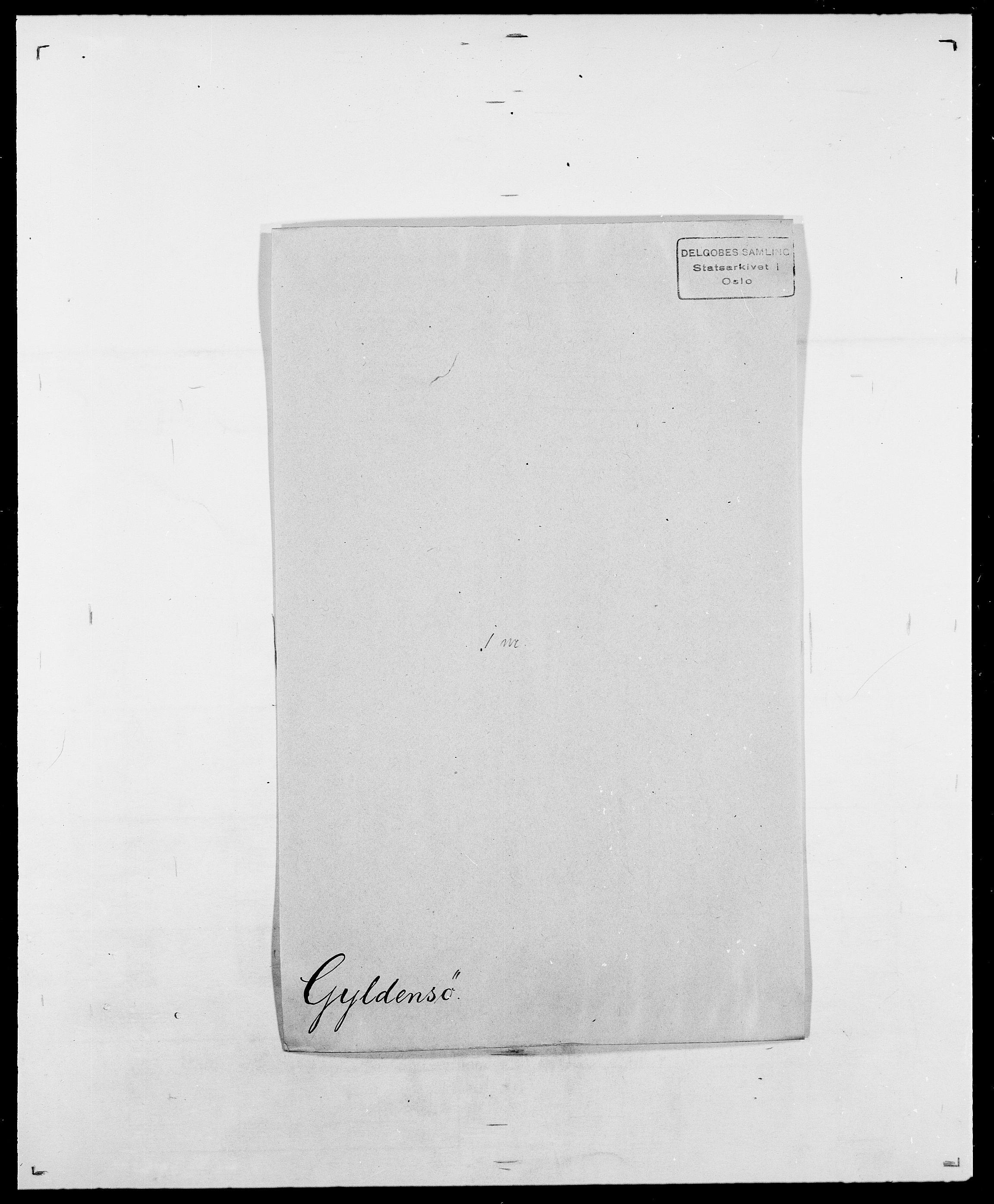 SAO, Delgobe, Charles Antoine - samling, D/Da/L0015: Grodtshilling - Halvorsæth, s. 510