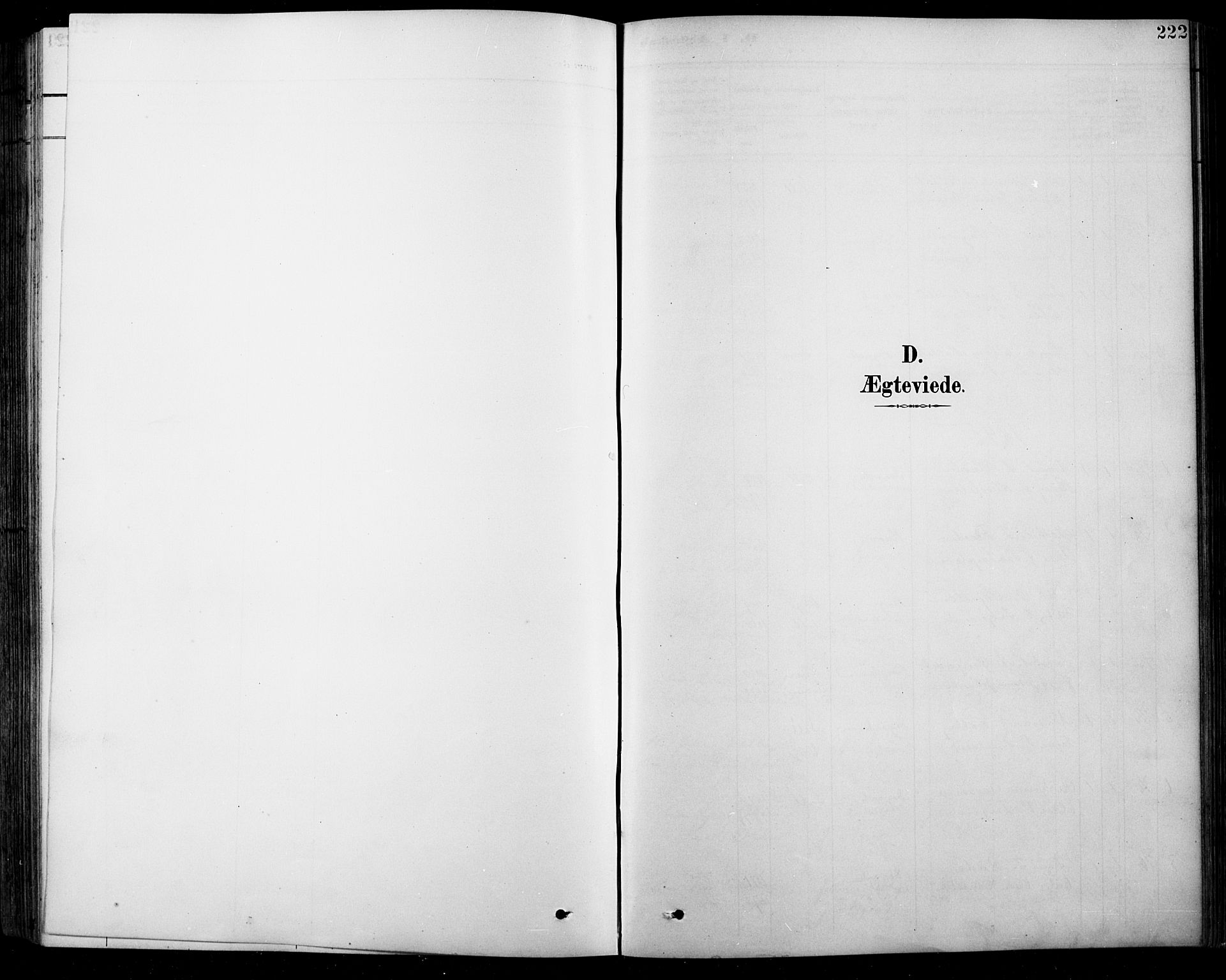 SAH, Sel prestekontor, Klokkerbok nr. 1, 1894-1923, s. 222
