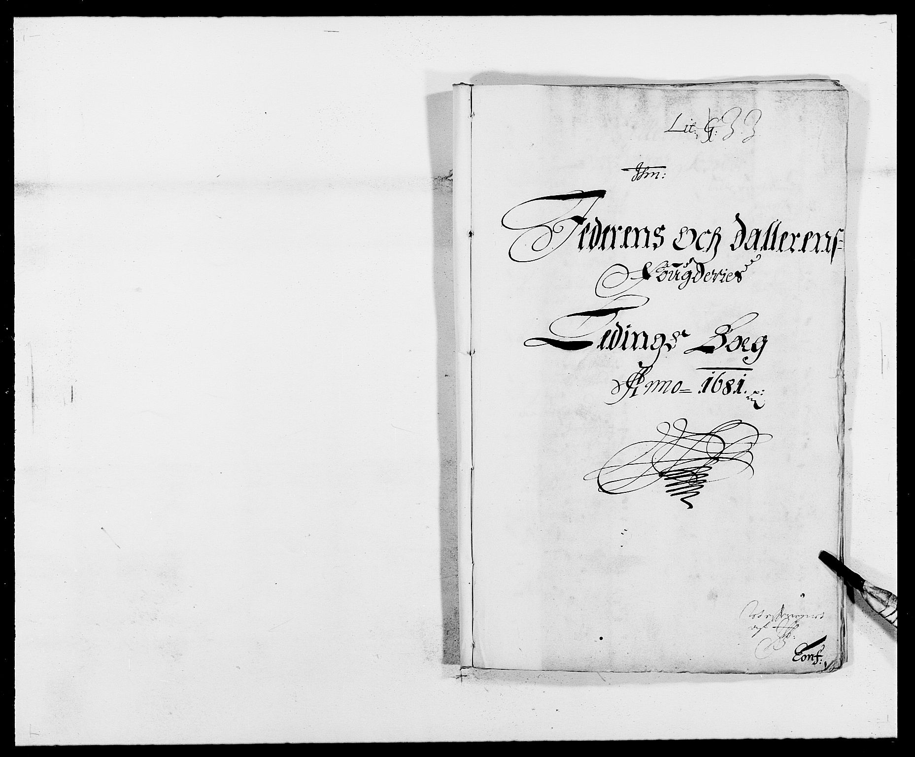 RA, Rentekammeret inntil 1814, Reviderte regnskaper, Fogderegnskap, R46/L2722: Fogderegnskap Jæren og Dalane, 1681, s. 163