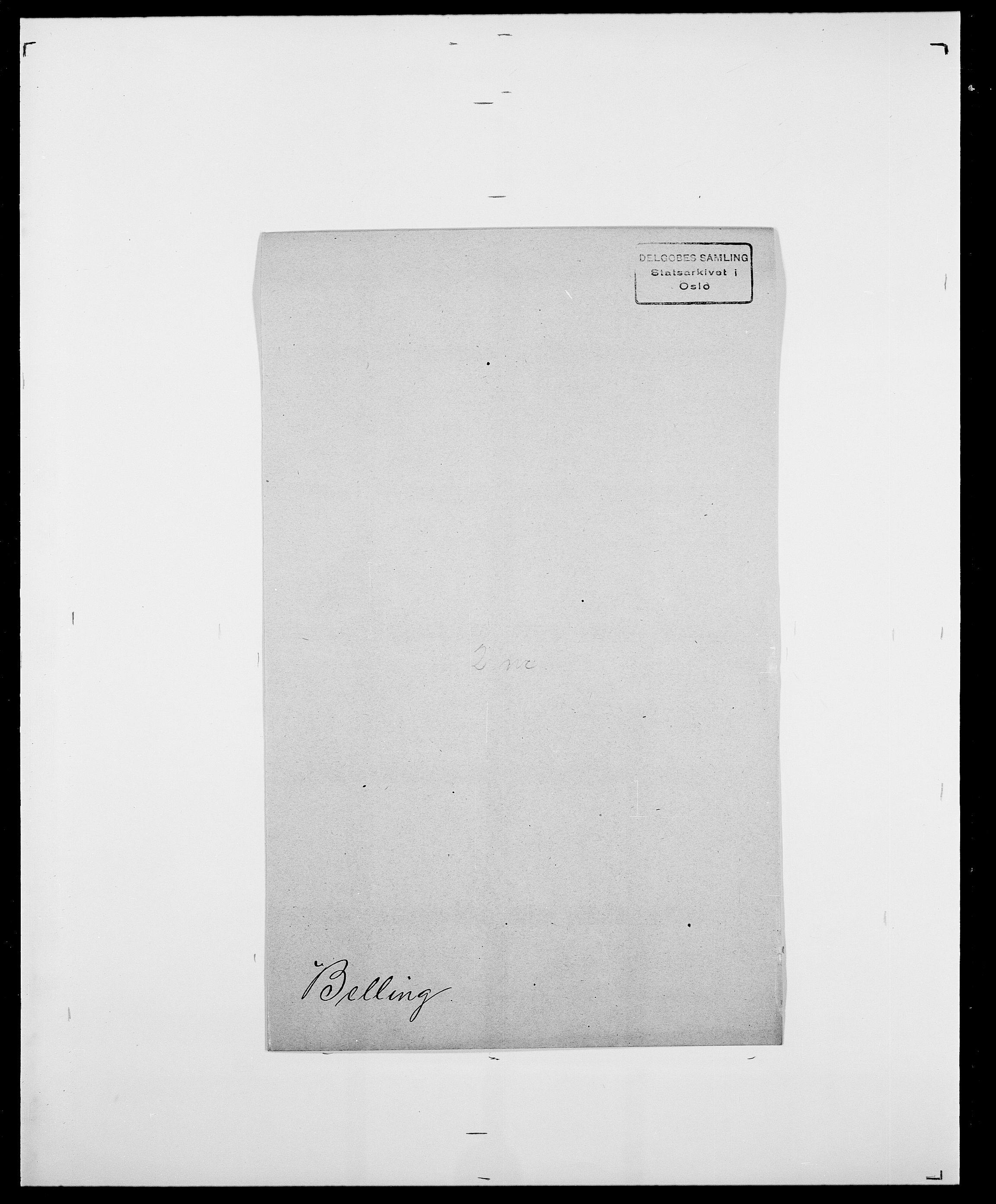 SAO, Delgobe, Charles Antoine - samling, D/Da/L0003: Barca - Bergen, s. 720