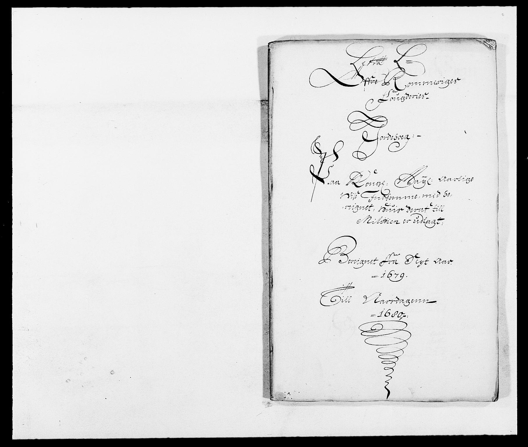 RA, Rentekammeret inntil 1814, Reviderte regnskaper, Fogderegnskap, R12/L0693: Fogderegnskap Øvre Romerike, 1678-1679, s. 295