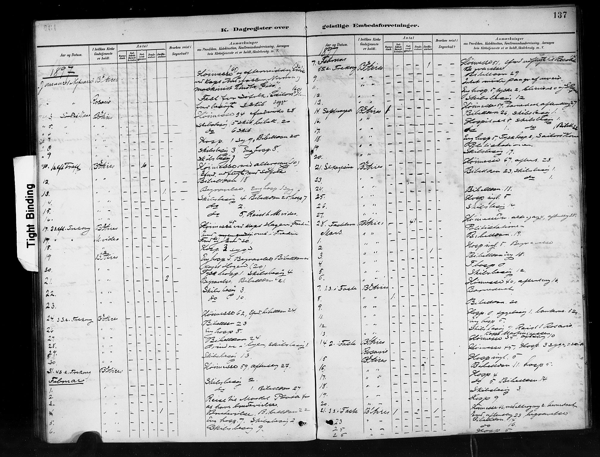 SAB, Den Norske Sjømannsmisjon i utlandet*, Ministerialbok nr. A 1, 1888-1898, s. 137