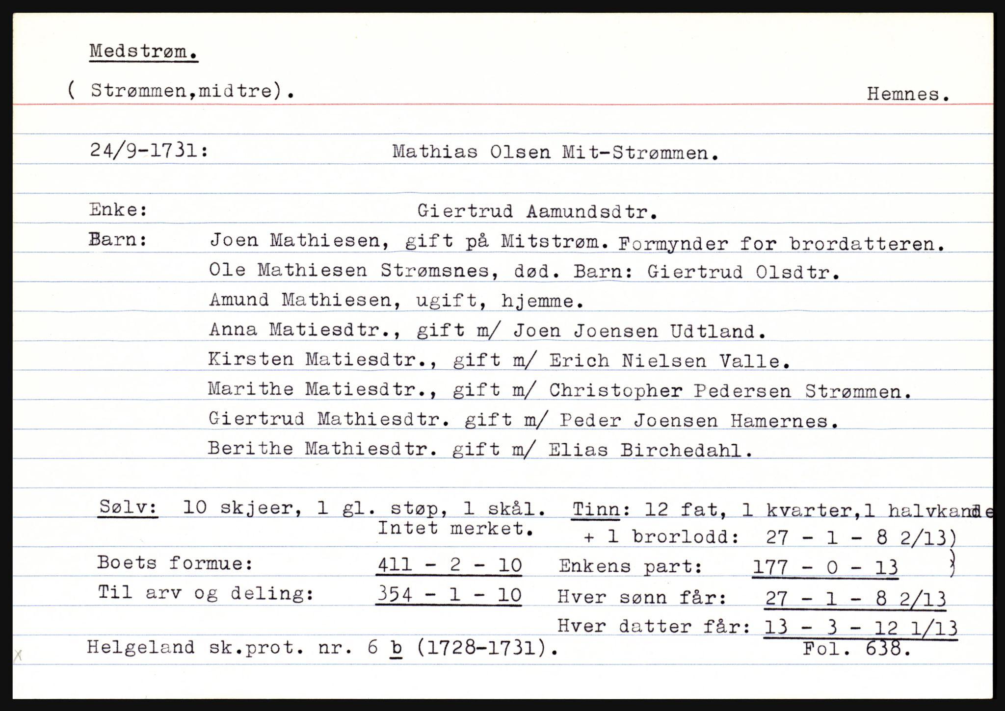 SAT, Helgeland sorenskriveri, 3, 1686-1746, s. 2247