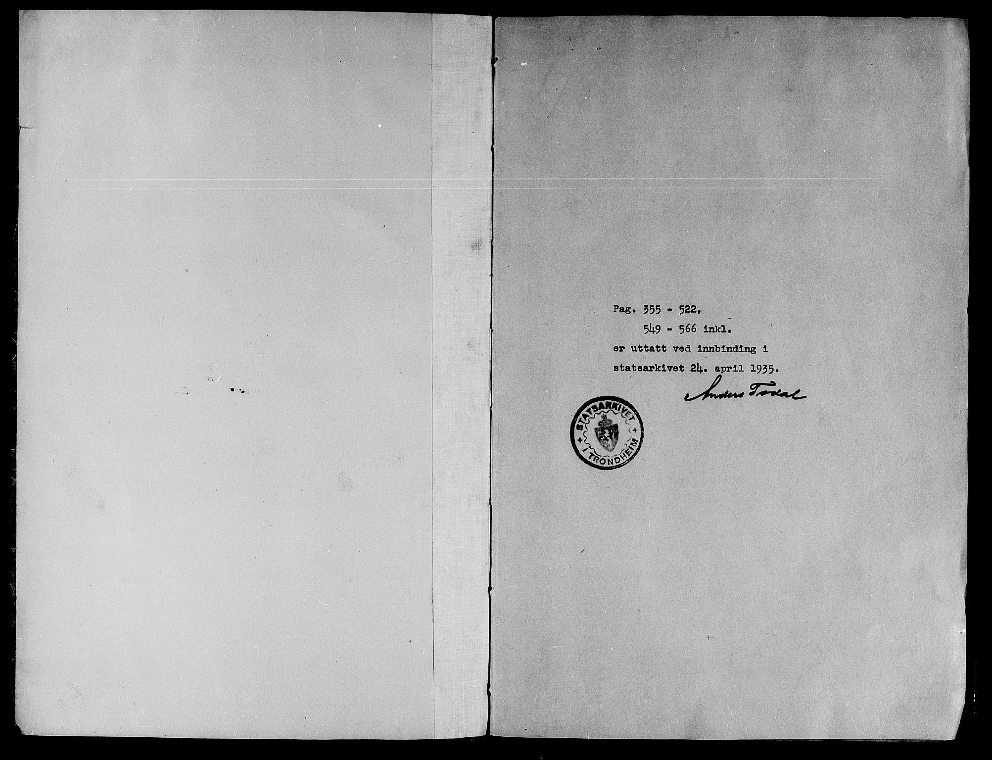 SAT, Ministerialprotokoller, klokkerbøker og fødselsregistre - Nord-Trøndelag, 735/L0332: Ministerialbok nr. 735A03, 1795-1816