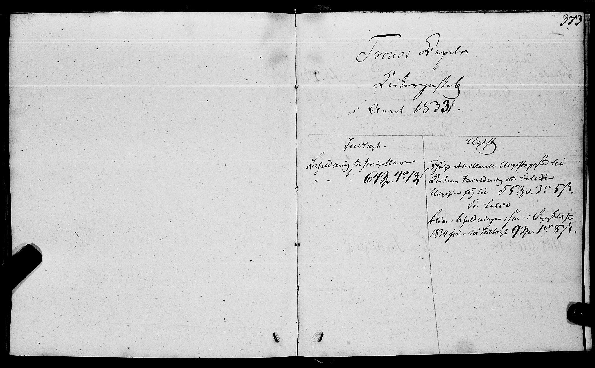 SAT, Ministerialprotokoller, klokkerbøker og fødselsregistre - Nord-Trøndelag, 762/L0538: Ministerialbok nr. 762A02 /2, 1833-1879, s. 373