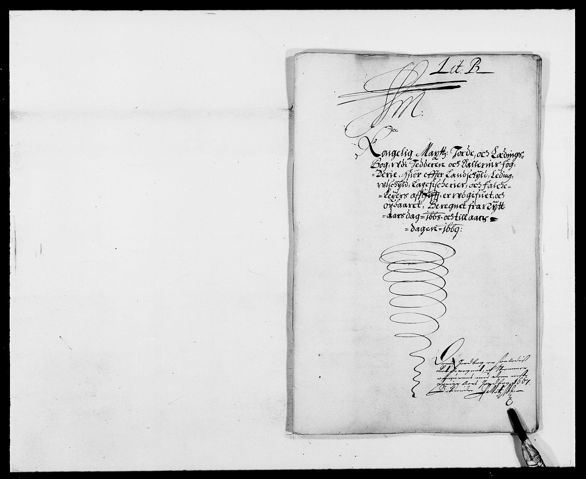 RA, Rentekammeret inntil 1814, Reviderte regnskaper, Fogderegnskap, R46/L2711: Fogderegnskap Jæren og Dalane, 1668-1670, s. 12
