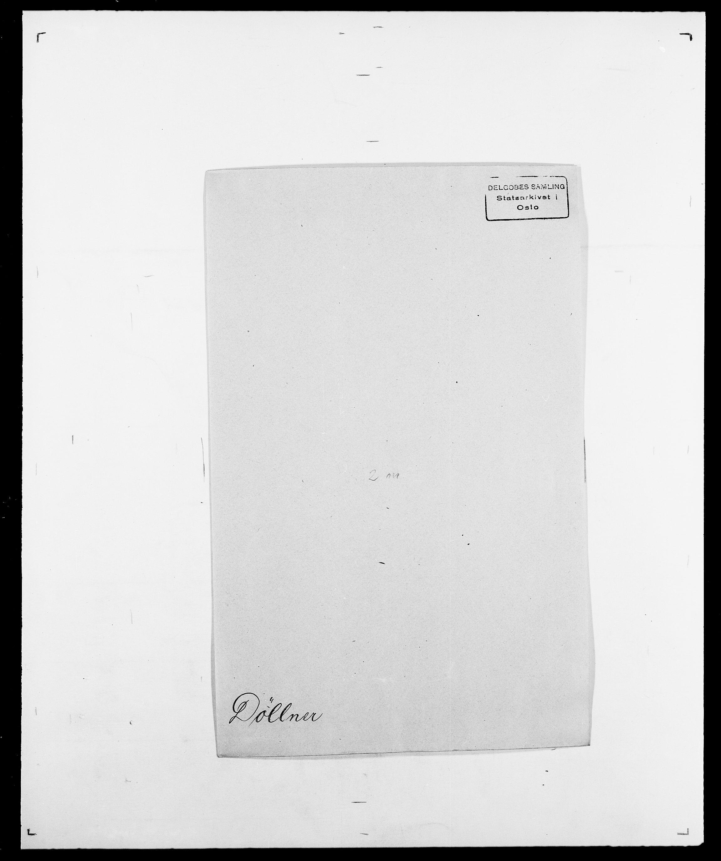 SAO, Delgobe, Charles Antoine - samling, D/Da/L0010: Dürendahl - Fagelund, s. 49
