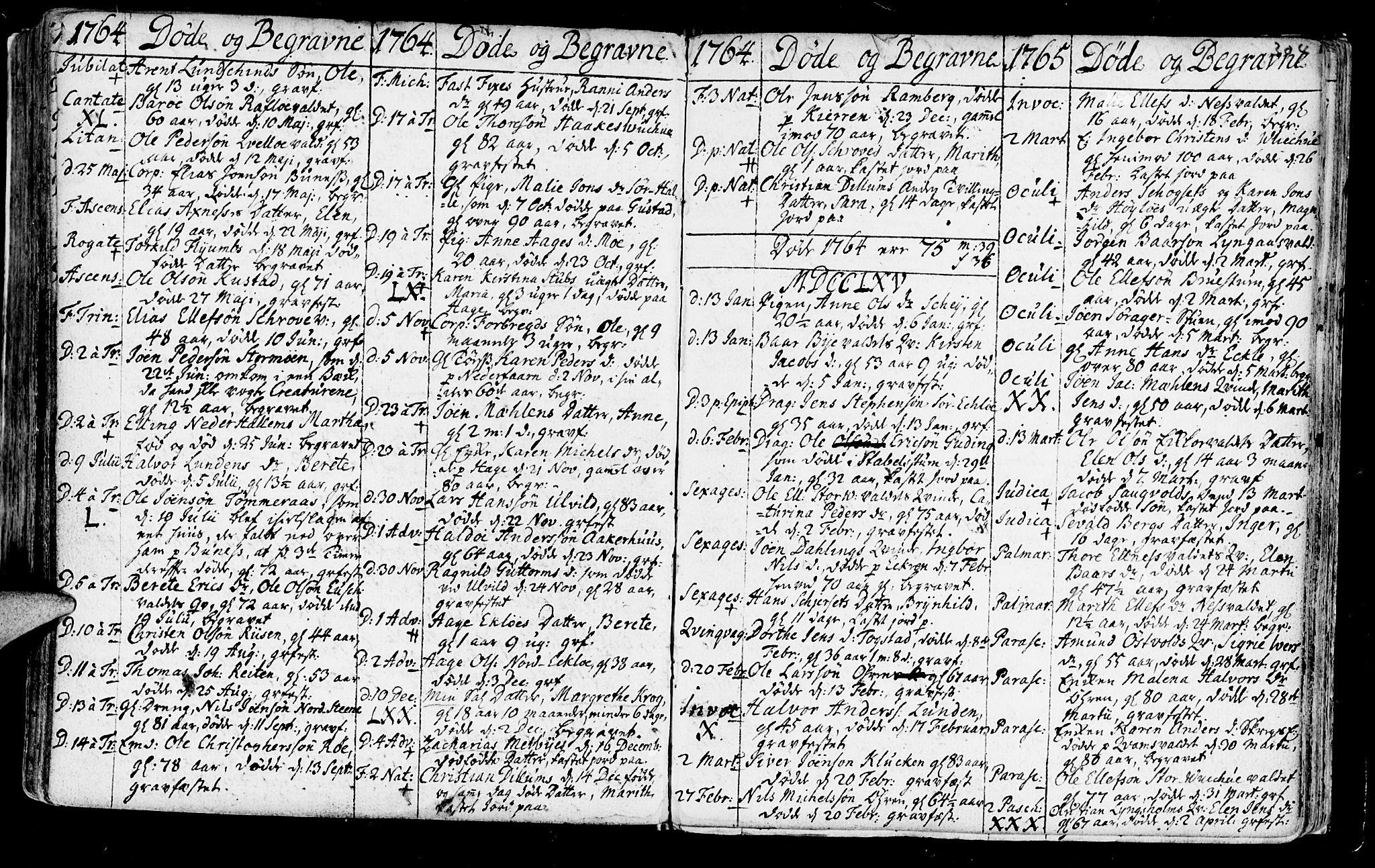 SAT, Ministerialprotokoller, klokkerbøker og fødselsregistre - Nord-Trøndelag, 723/L0231: Ministerialbok nr. 723A02, 1748-1780, s. 304