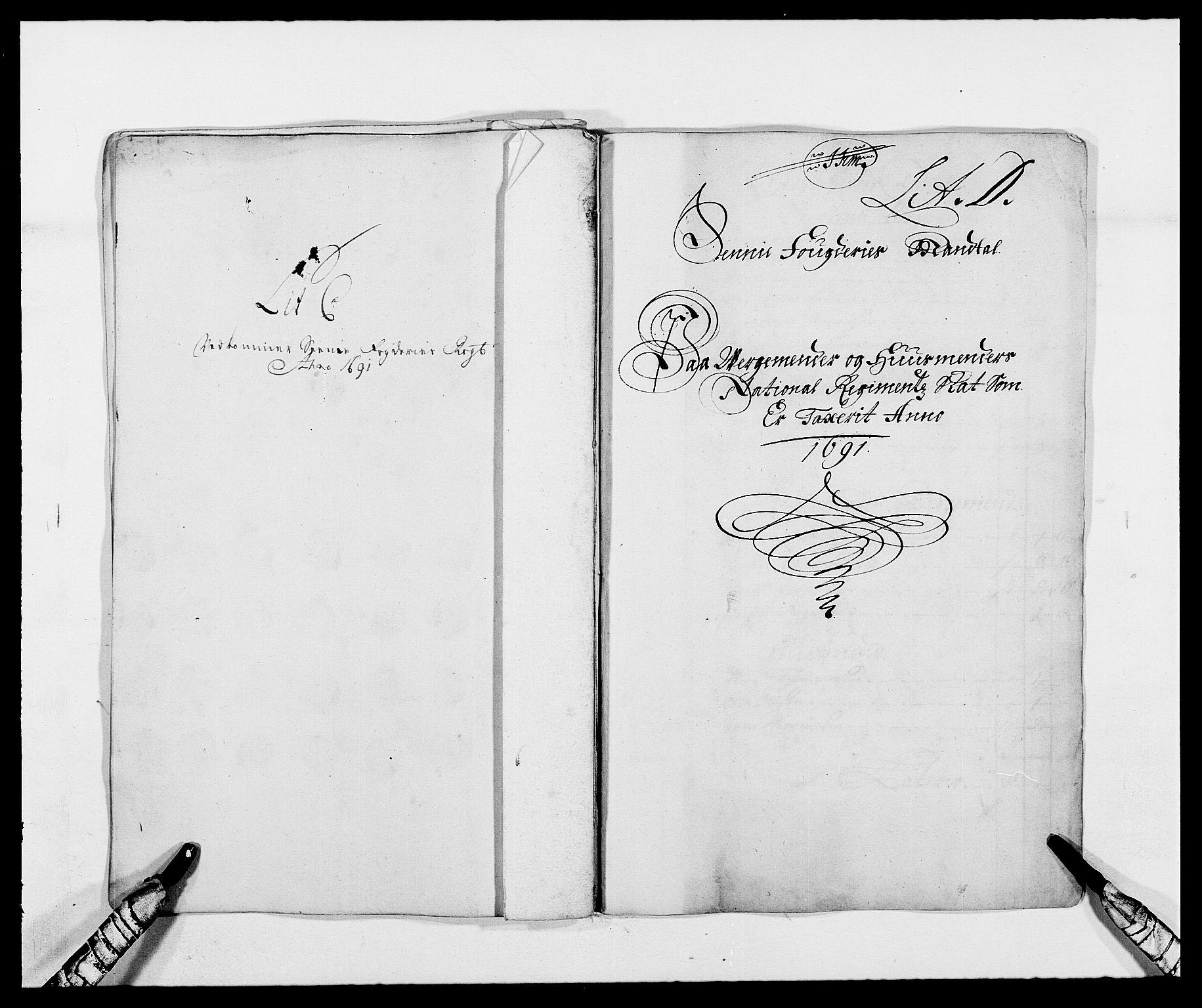 RA, Rentekammeret inntil 1814, Reviderte regnskaper, Fogderegnskap, R68/L4752: Fogderegnskap Senja og Troms, 1691-1693, s. 41