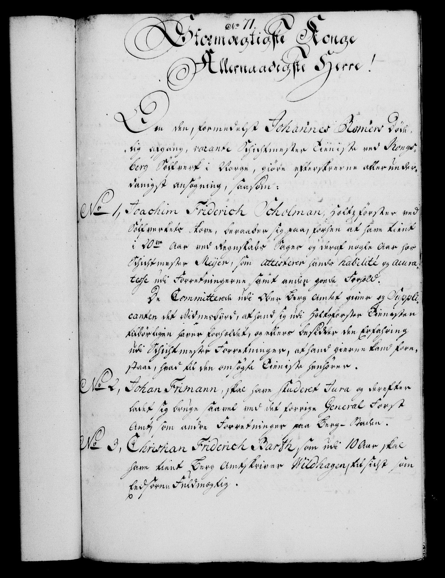 RA, Rentekammeret, Kammerkanselliet, G/Gf/Gfa/L0036: Norsk relasjons- og resolusjonsprotokoll (merket RK 52.36), 1754, s. 445
