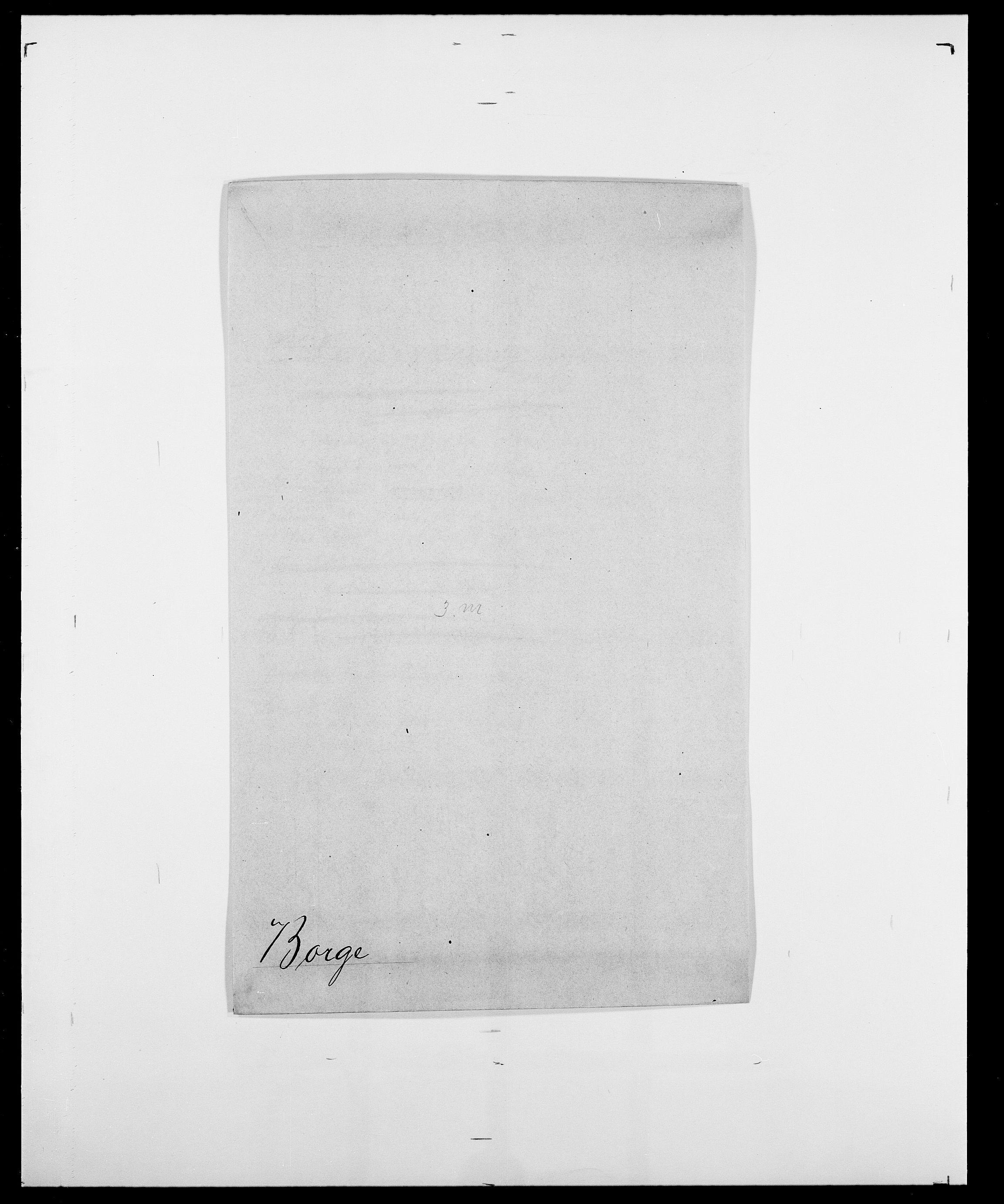 SAO, Delgobe, Charles Antoine - samling, D/Da/L0005: Boalth - Brahm, s. 273