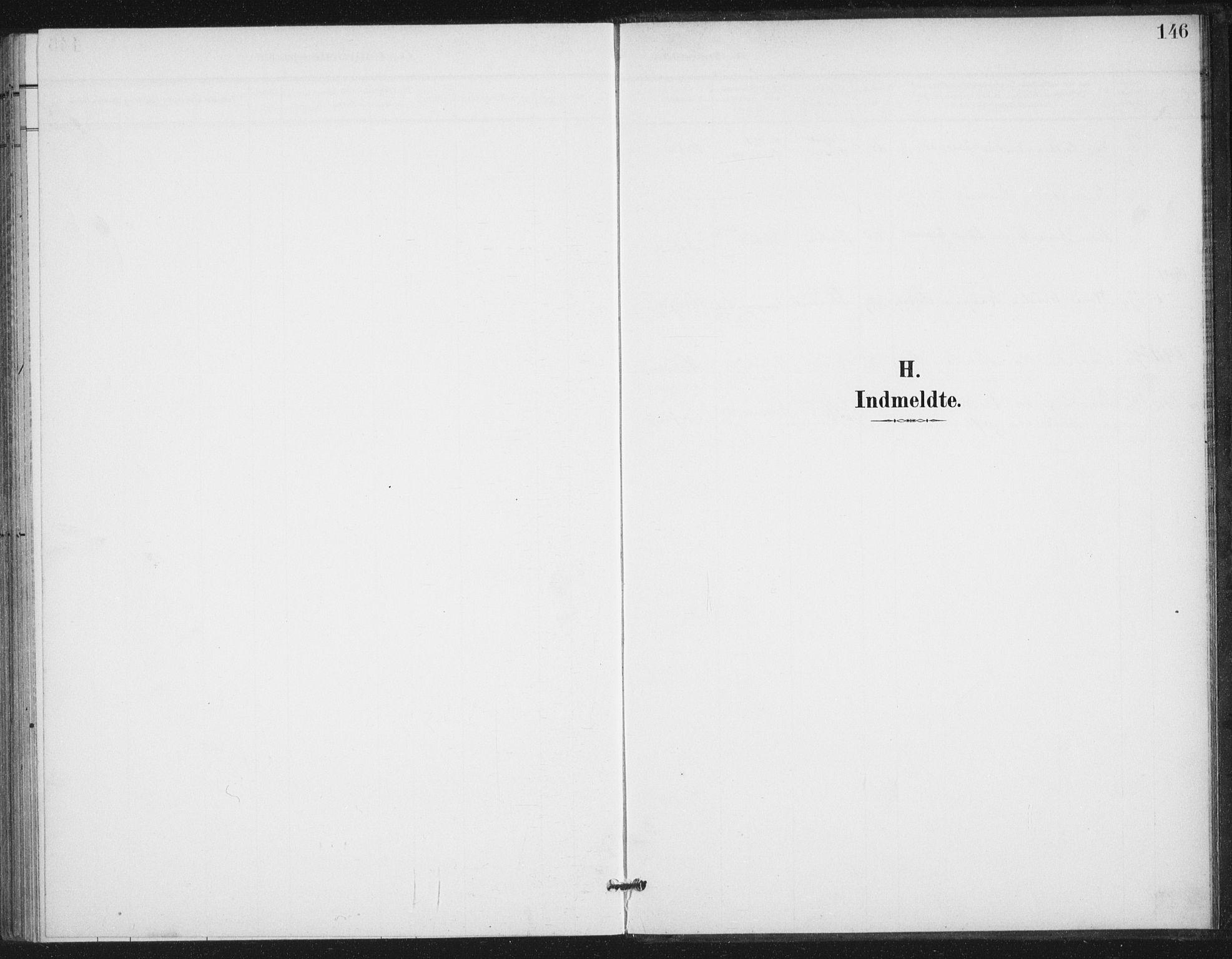 SAT, Ministerialprotokoller, klokkerbøker og fødselsregistre - Nordland, 894/L1356: Ministerialbok nr. 894A02, 1897-1914, s. 146