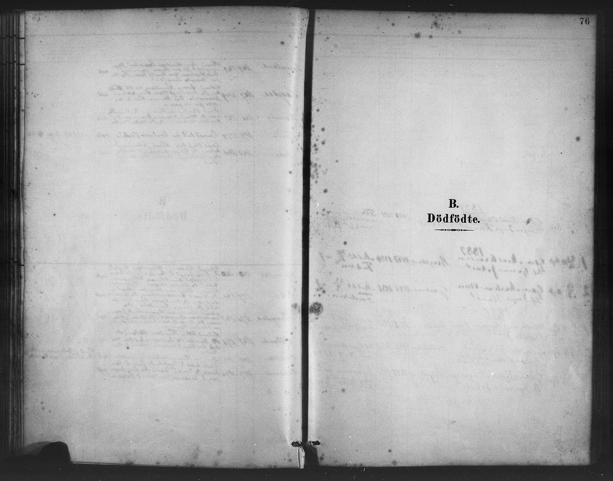 SAB, Alversund Sokneprestembete, H/Ha/Haa/Haac/L0001: Ministerialbok nr. C 1, 1882-1900, s. 76