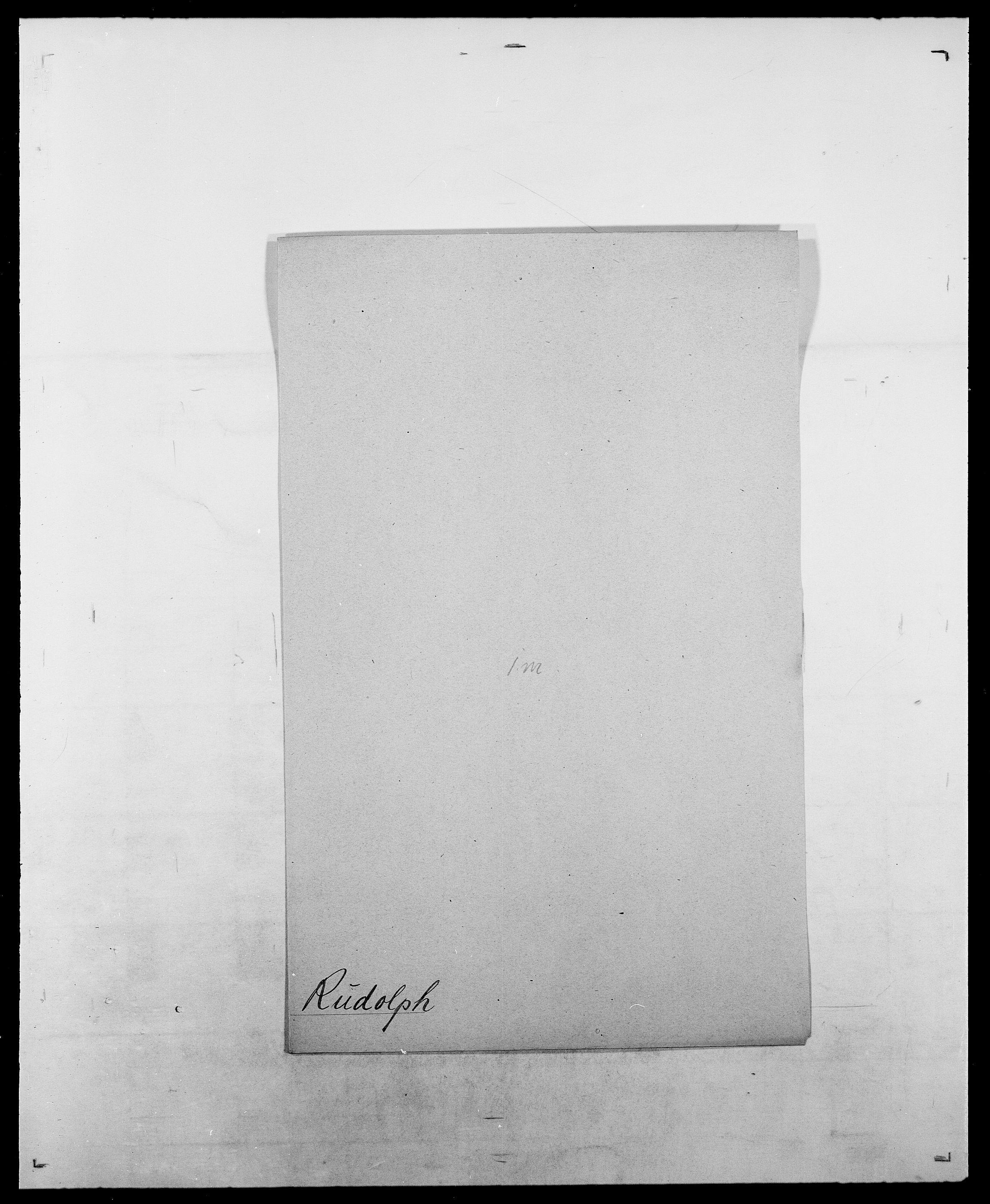 SAO, Delgobe, Charles Antoine - samling, D/Da/L0033: Roald - Røyem, s. 437