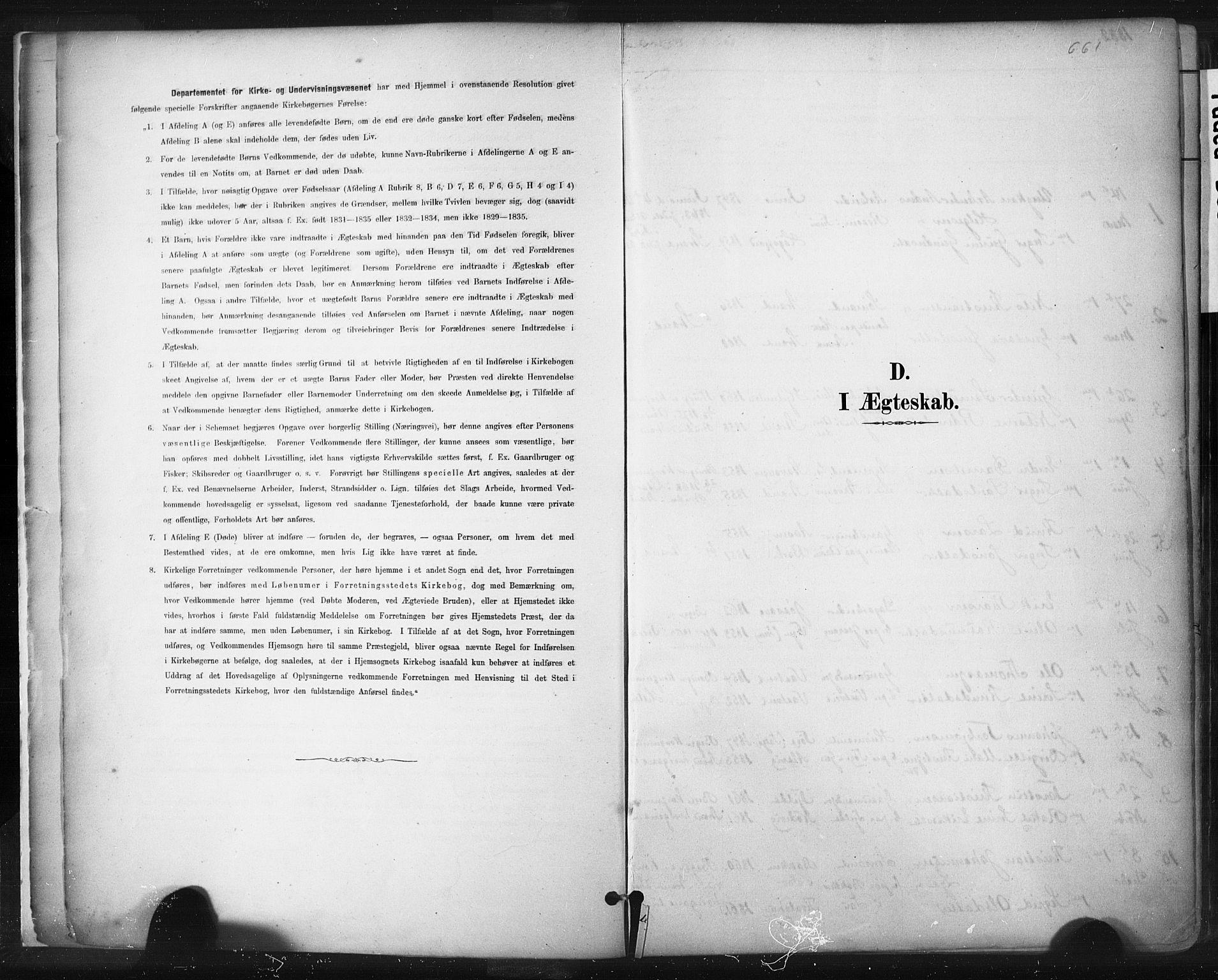 SAST, Strand sokneprestkontor, H/Ha/Haa/L0010: Ministerialbok nr. A 10, 1882-1929