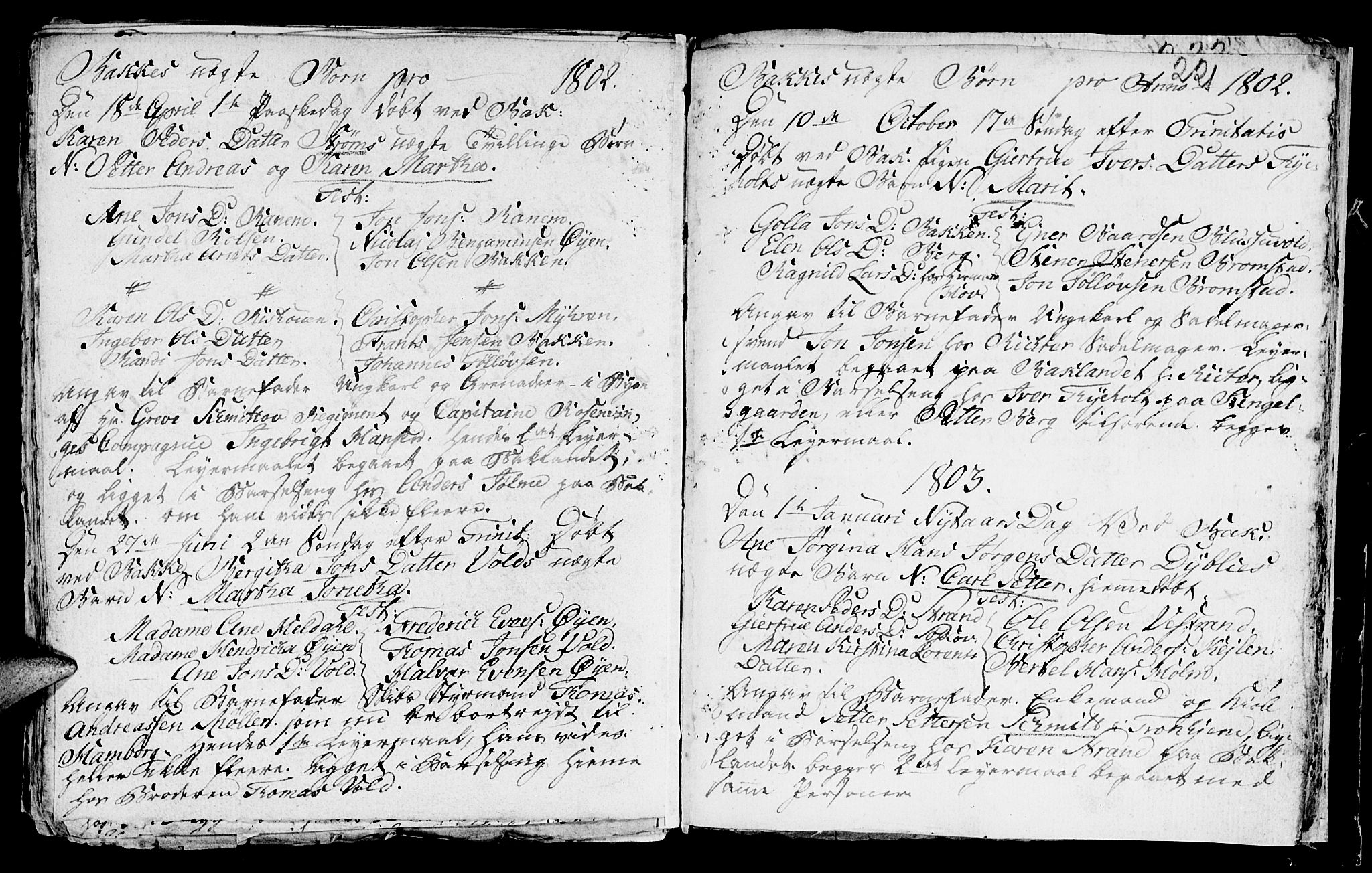 SAT, Ministerialprotokoller, klokkerbøker og fødselsregistre - Sør-Trøndelag, 604/L0218: Klokkerbok nr. 604C01, 1754-1819, s. 221