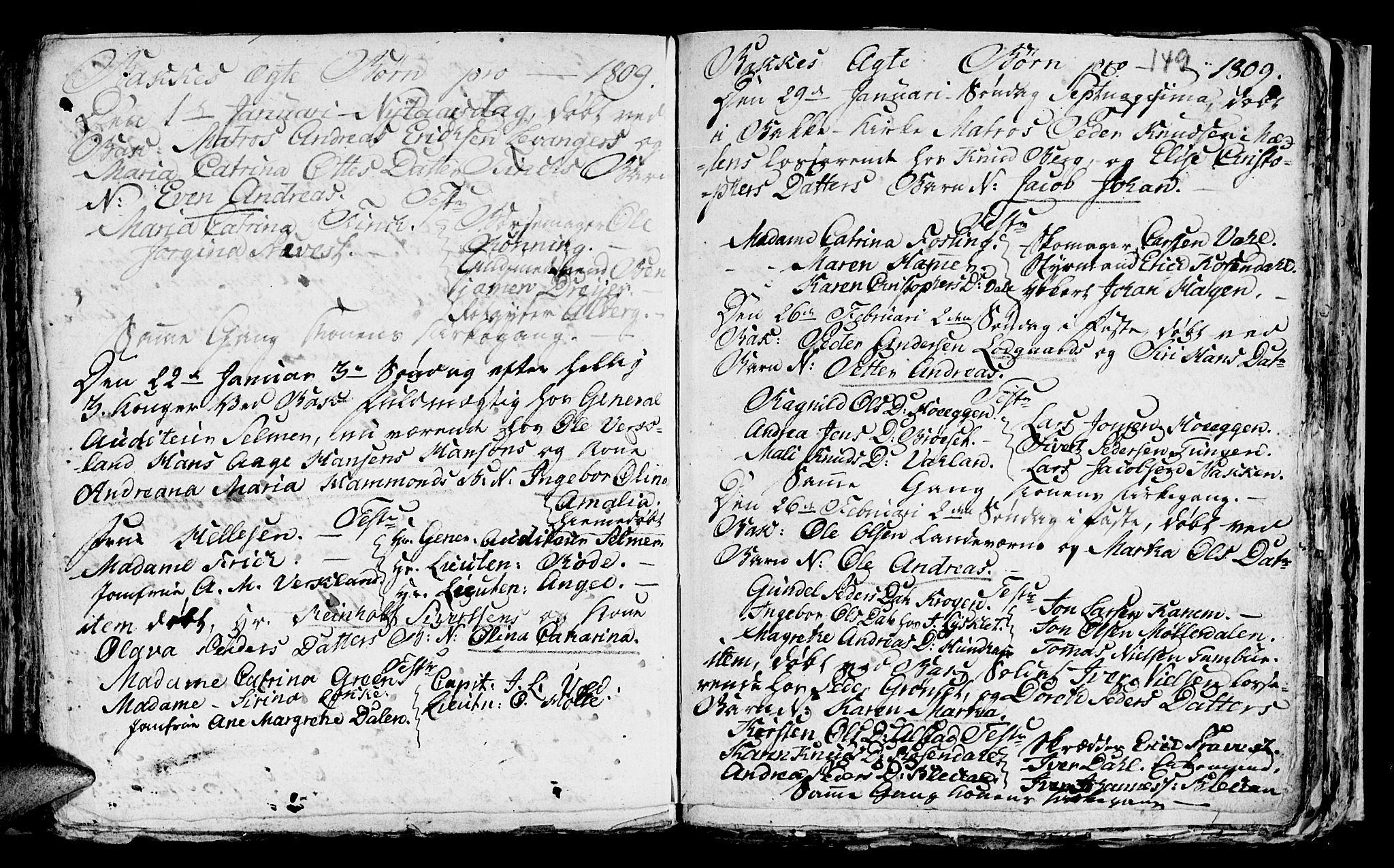 SAT, Ministerialprotokoller, klokkerbøker og fødselsregistre - Sør-Trøndelag, 604/L0218: Klokkerbok nr. 604C01, 1754-1819, s. 149