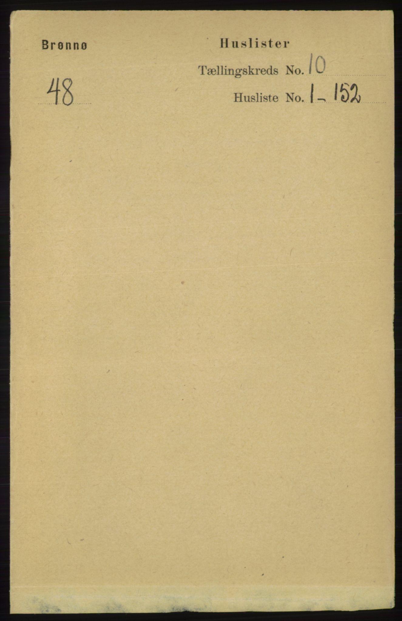 RA, Folketelling 1891 for 1814 Brønnøy herred, 1891, s. 5569
