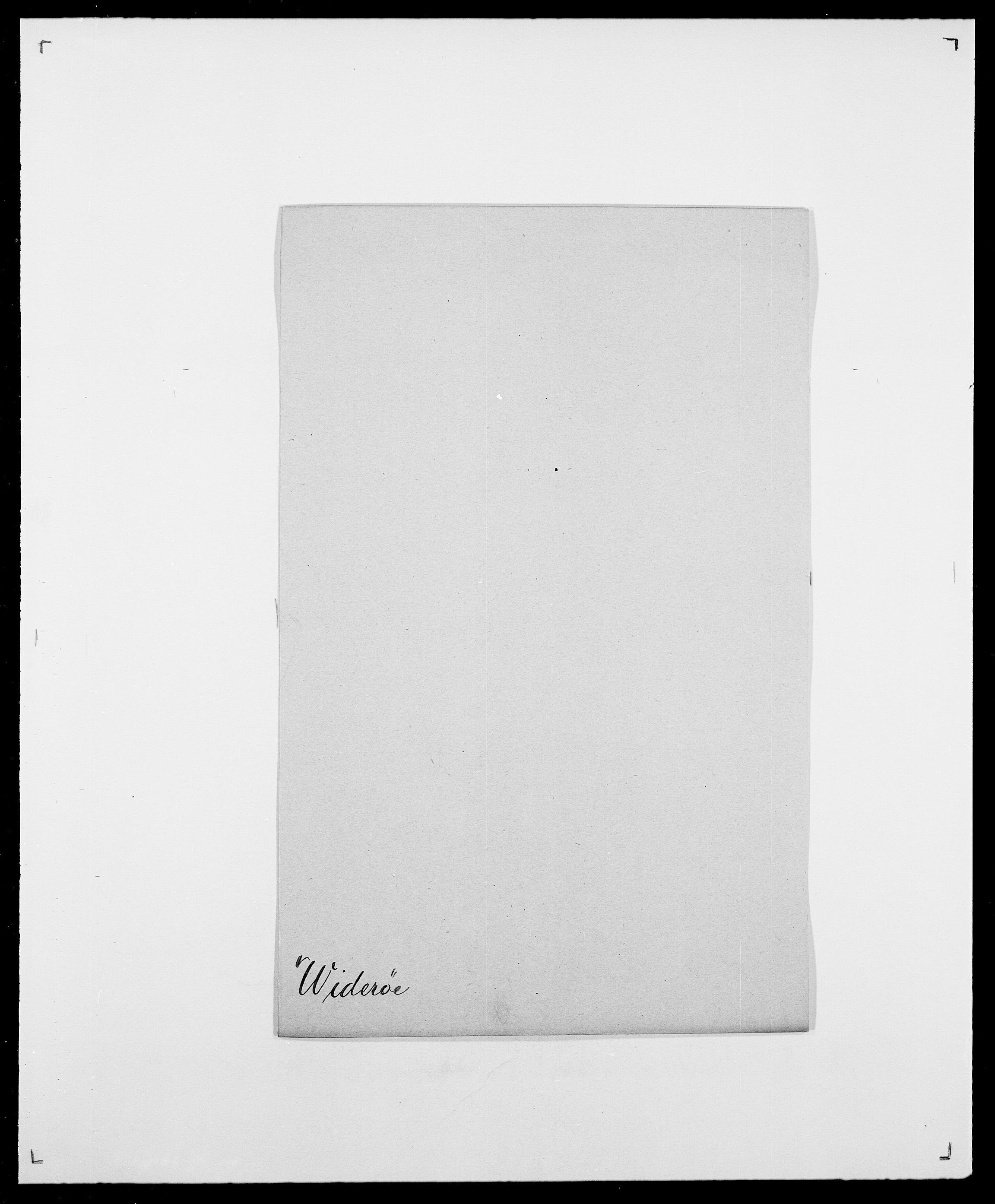 SAO, Delgobe, Charles Antoine - samling, D/Da/L0041: Vemmestad - Viker, s. 464