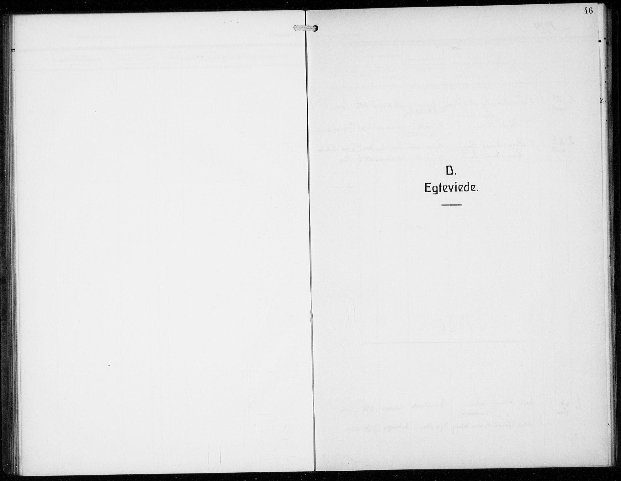 SAB, Den Norske Sjømannsmisjon i utlandet*, Ministerialbok nr. A 3, 1914-1930, s. 46