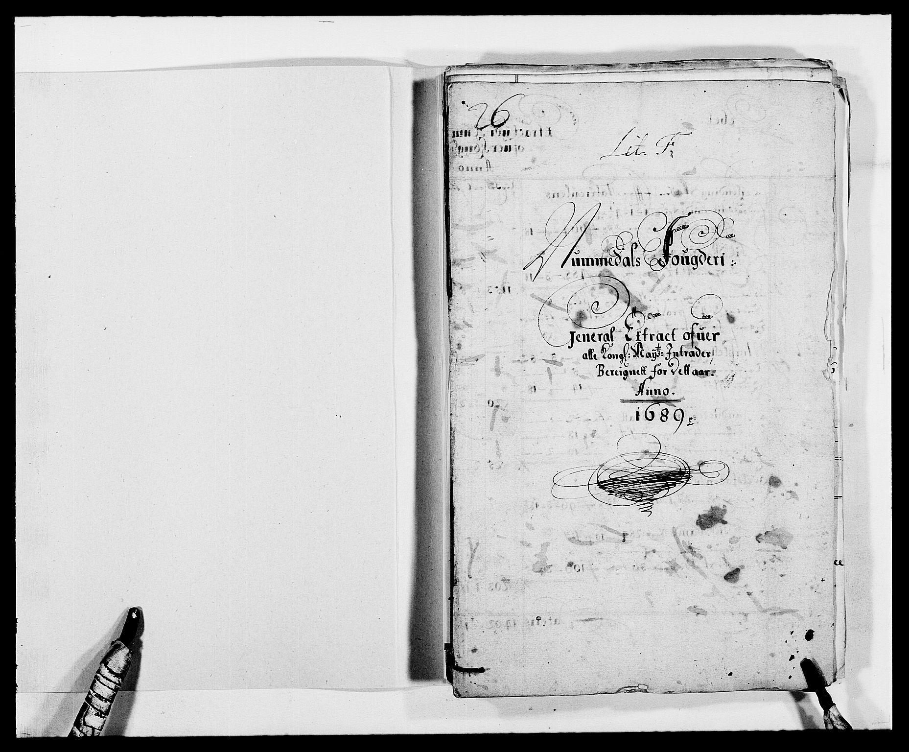 RA, Rentekammeret inntil 1814, Reviderte regnskaper, Fogderegnskap, R64/L4422: Fogderegnskap Namdal, 1687-1689, s. 199