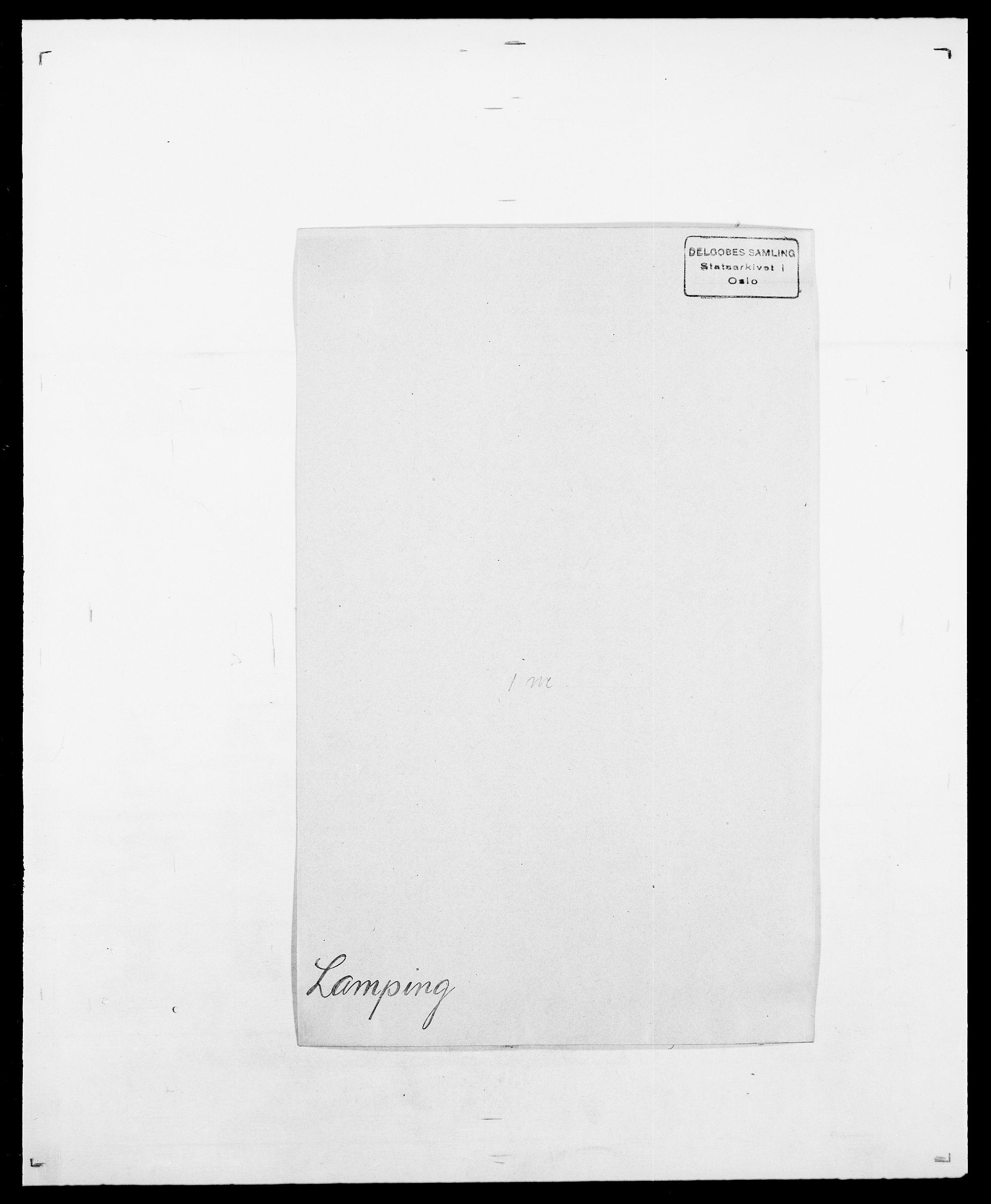 SAO, Delgobe, Charles Antoine - samling, D/Da/L0022: Krog - Lasteen, s. 490