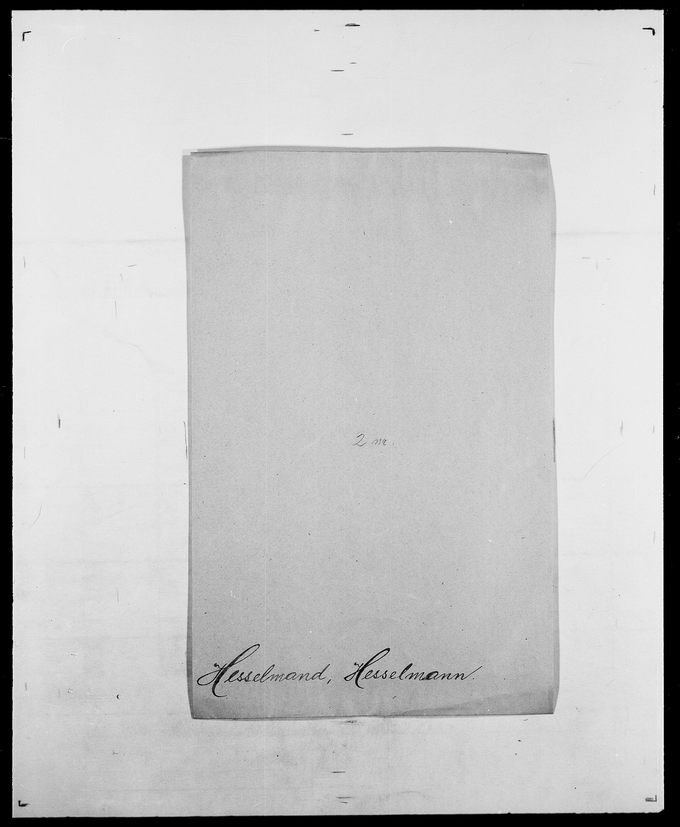 SAO, Delgobe, Charles Antoine - samling, D/Da/L0017: Helander - Hjørne, s. 342