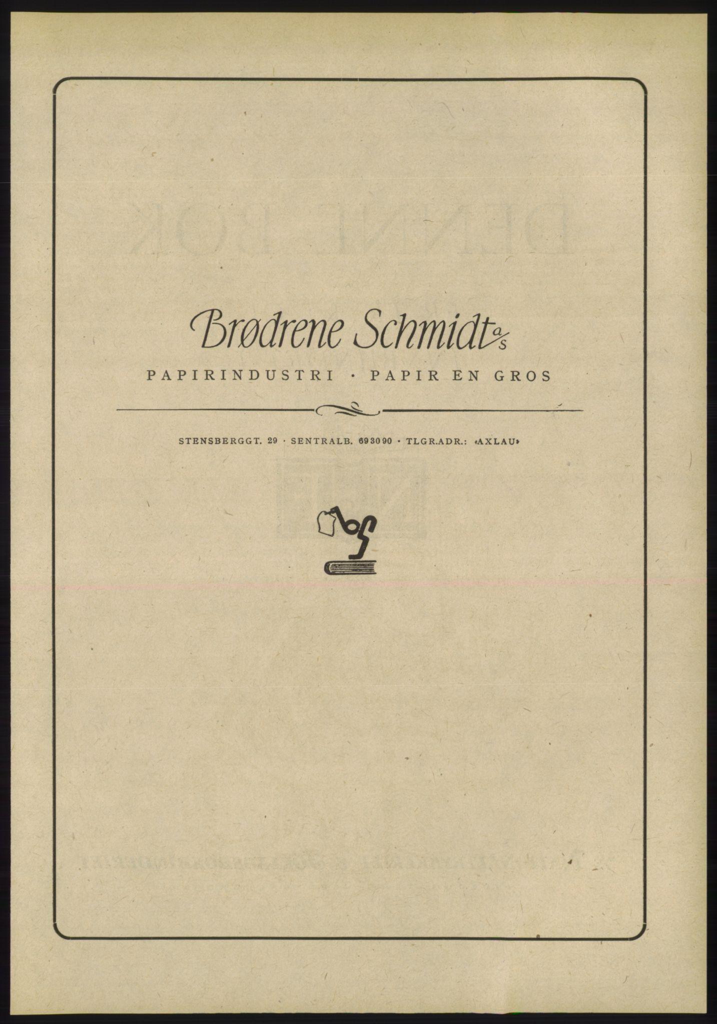 PUBL, Kristiania/Oslo adressebok, 1955, s. 1747