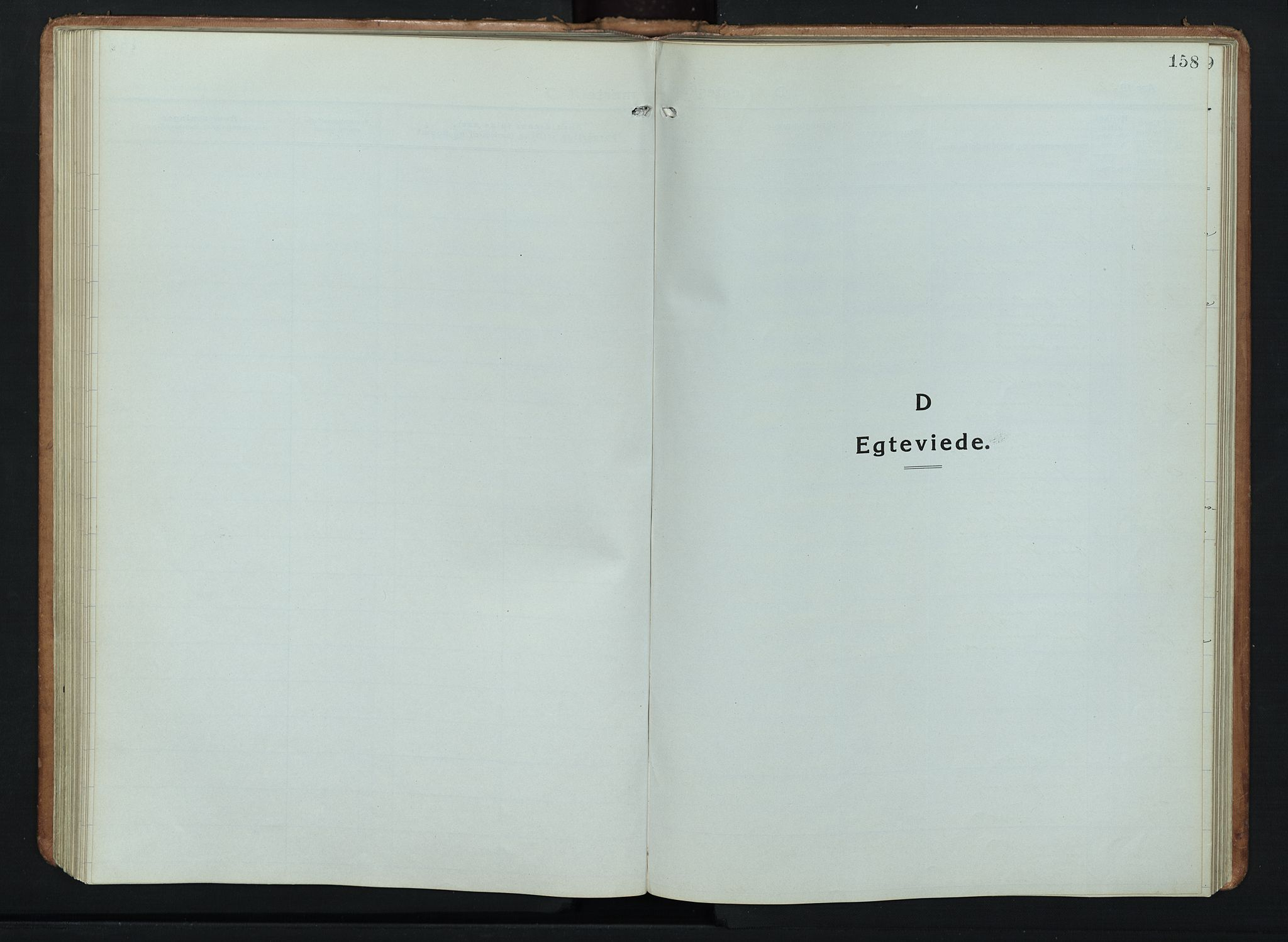 SAH, Ringebu prestekontor, Klokkerbok nr. 11, 1921-1943, s. 158